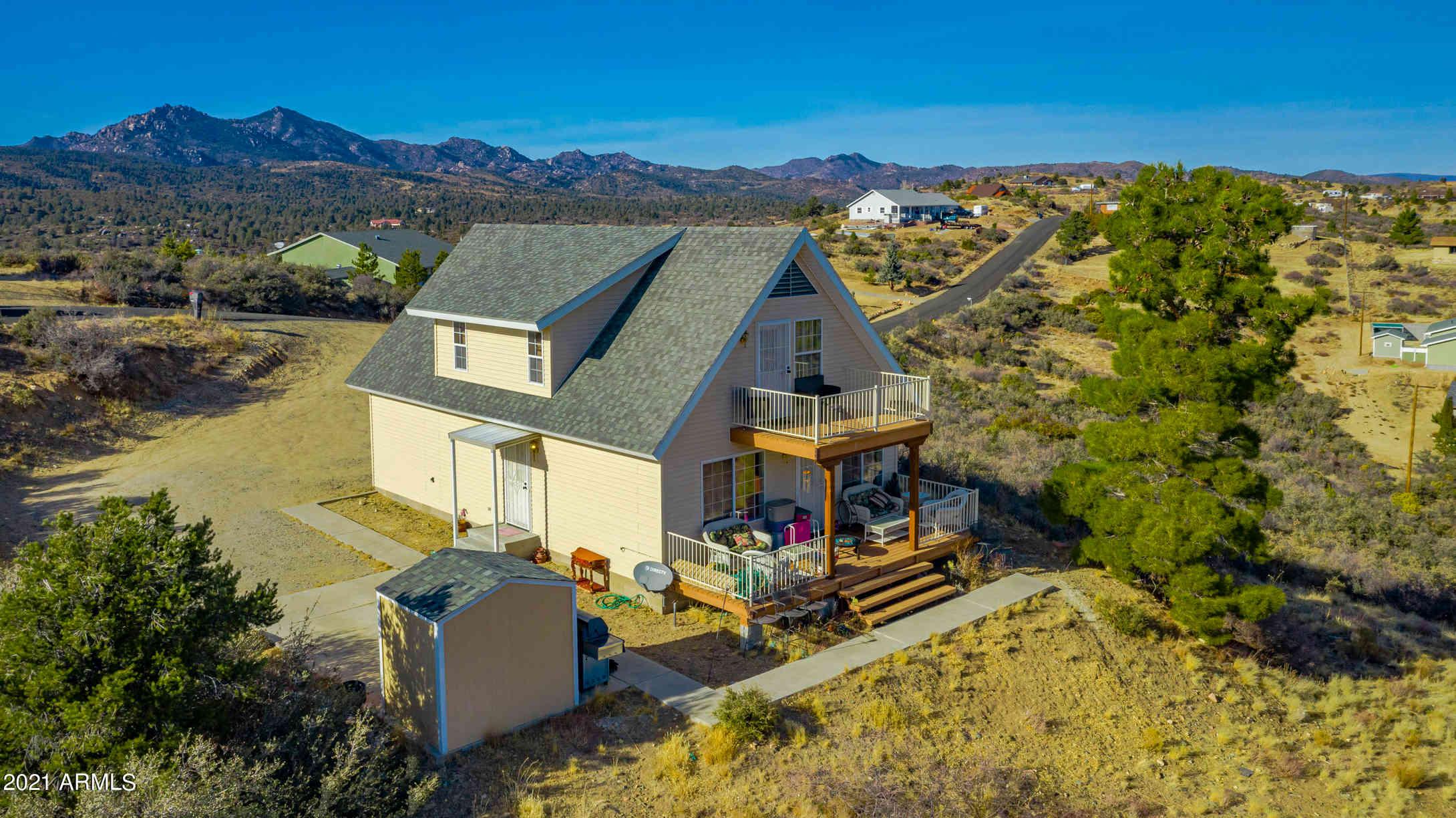 18245 S Tawny Lane, Peeples Valley, AZ, 86332,