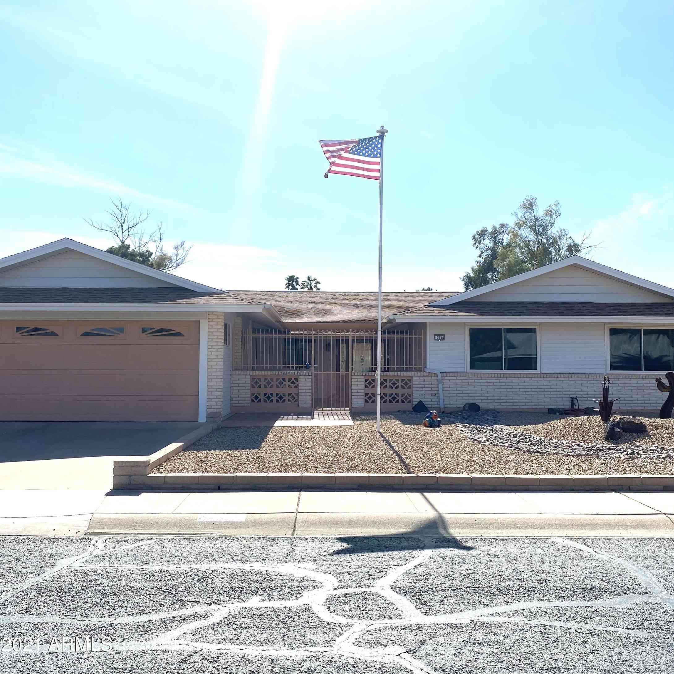 10214 N 109TH Avenue, Sun City, AZ, 85351,