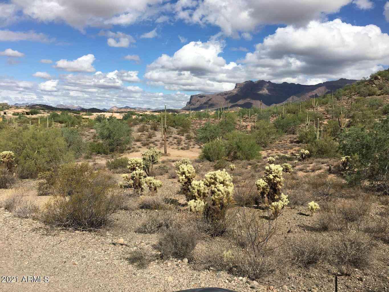 0 E Sunset Peak Road #C, Gold Canyon, AZ, 85118,