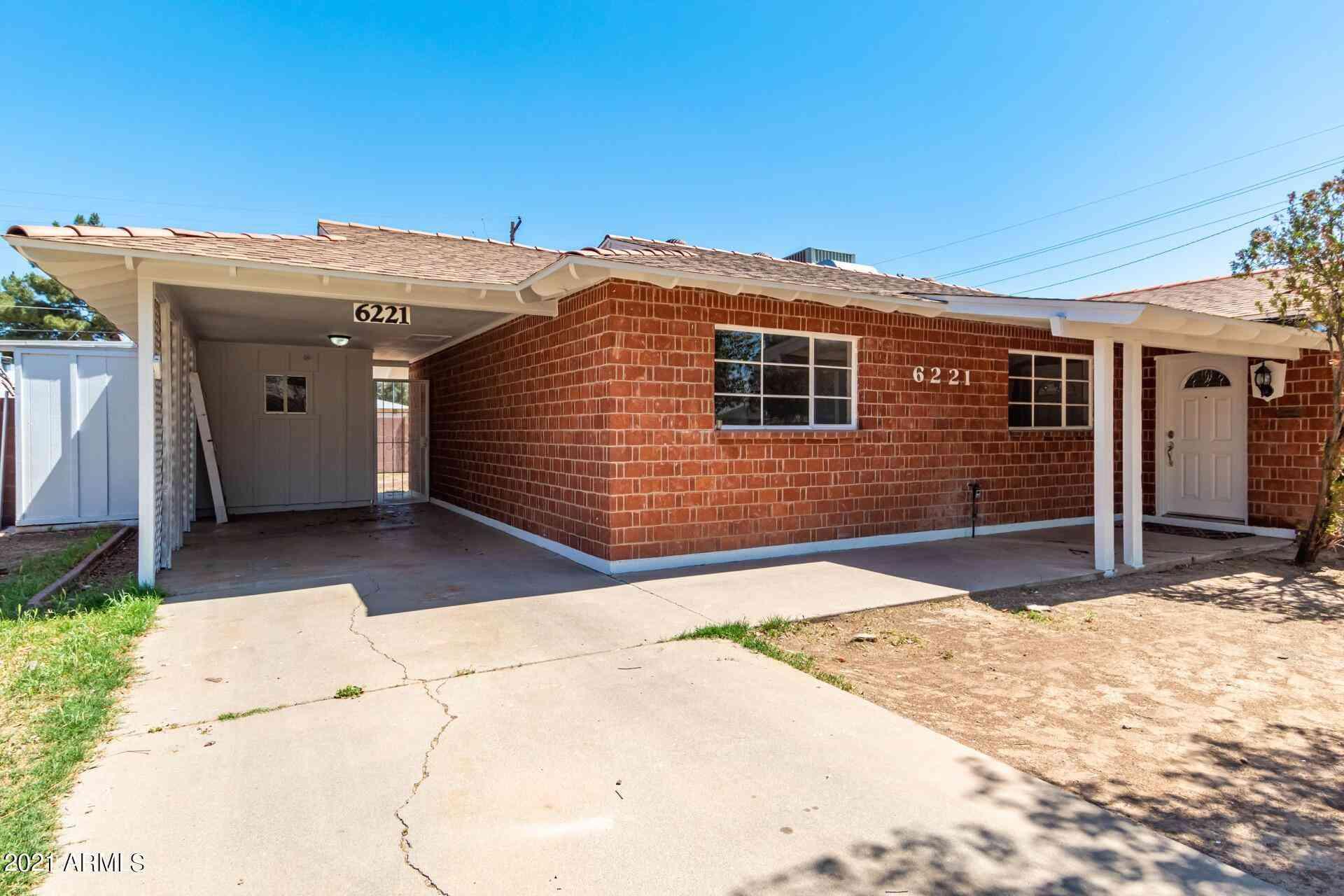 6221 N 41ST Drive, Phoenix, AZ, 85019,
