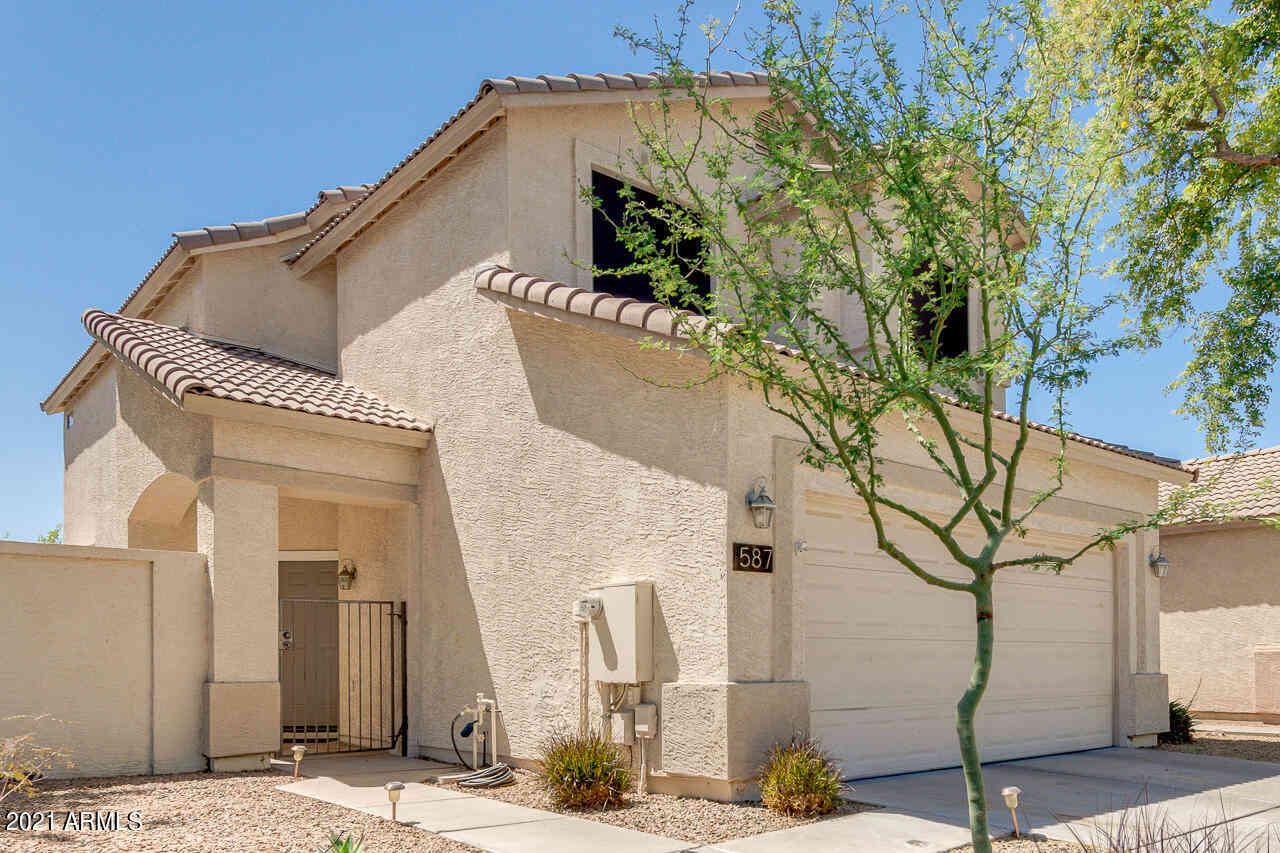 587 W COLT Road, Chandler, AZ, 85225,