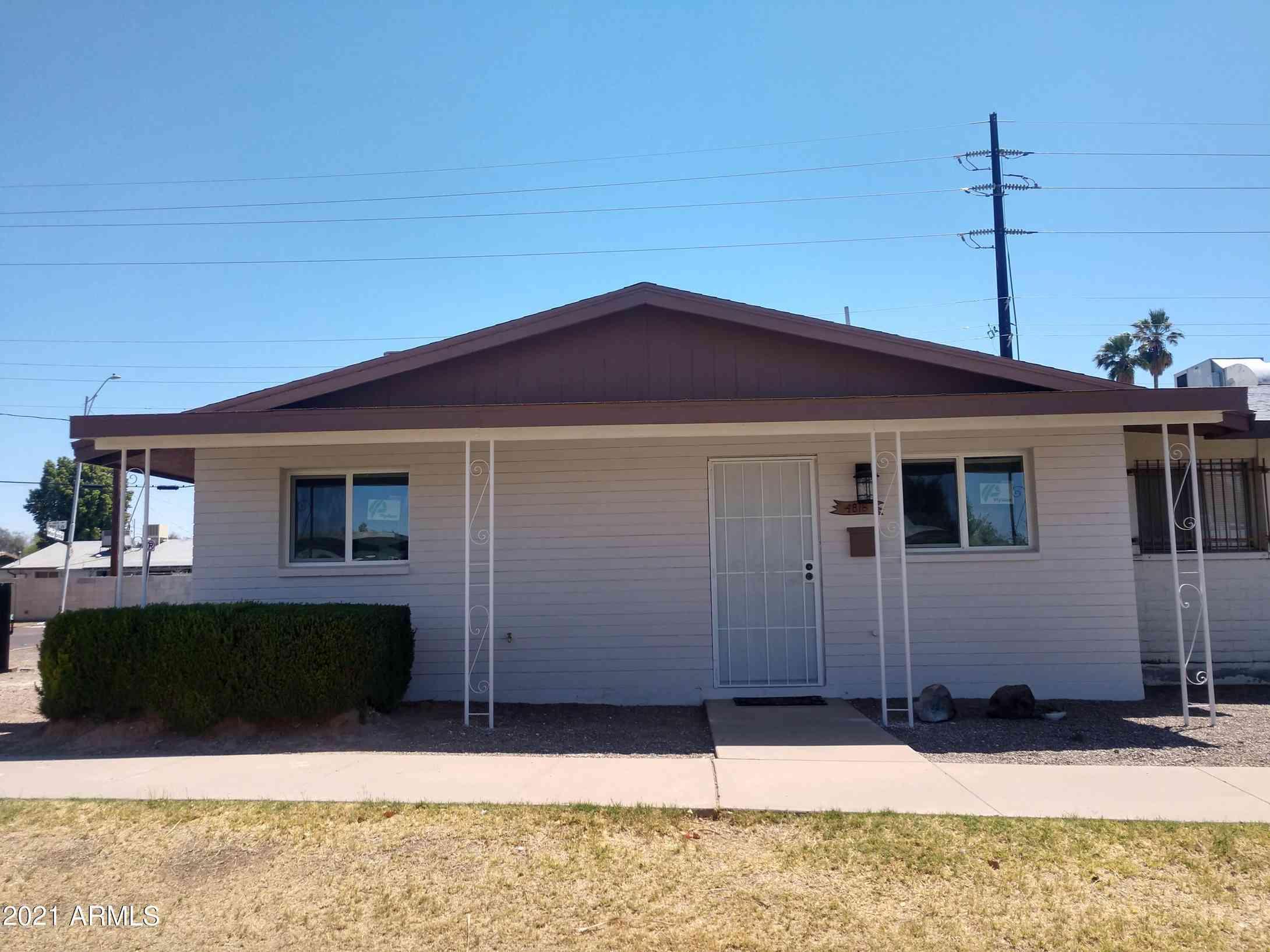 4816 N 71st Lane, Phoenix, AZ, 85033,