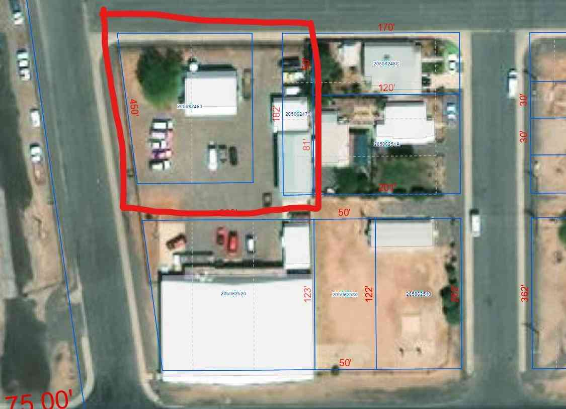 400 S Pacific Street, Coolidge, AZ, 85128,