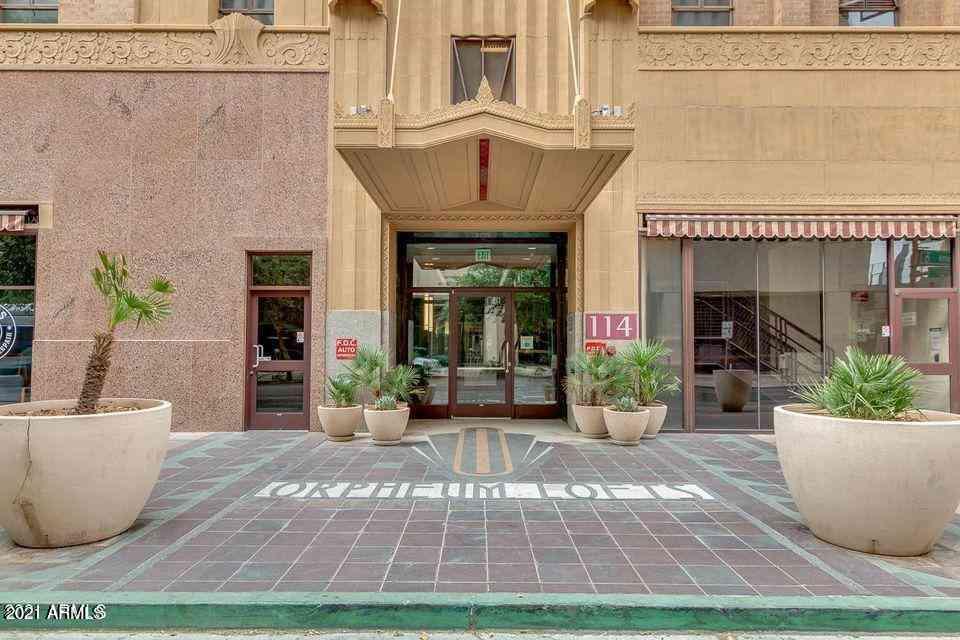 114 W Adams Street #707, Phoenix, AZ, 85003,
