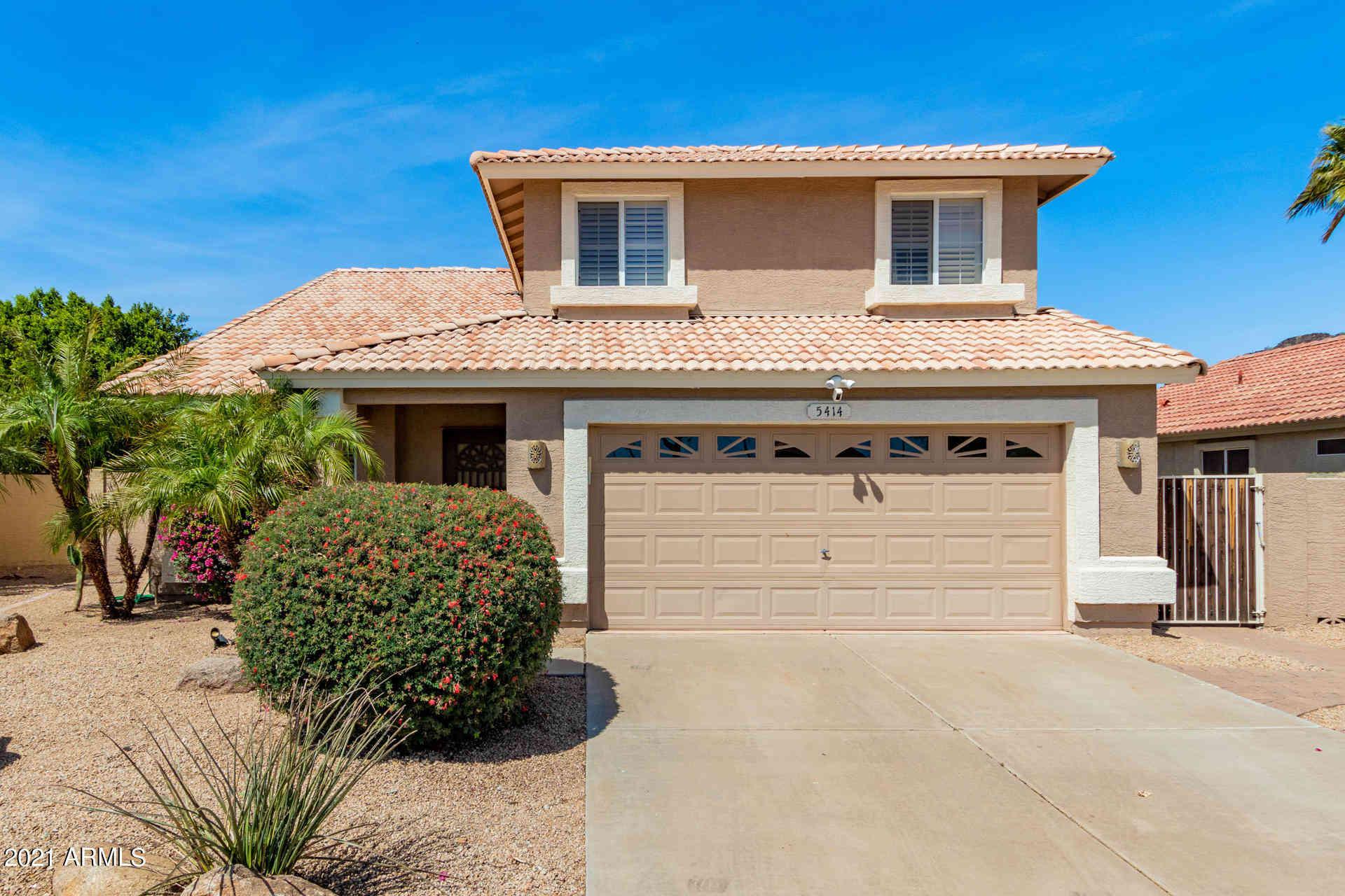 5414 W PONTIAC Drive, Glendale, AZ, 85308,