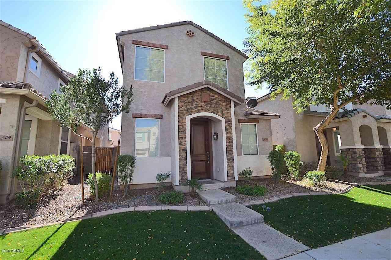 4253 E TYSON Street, Gilbert, AZ, 85295,