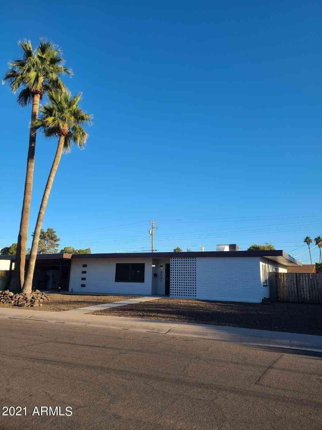 6047 W ORANGE Drive, Glendale, AZ, 85301,