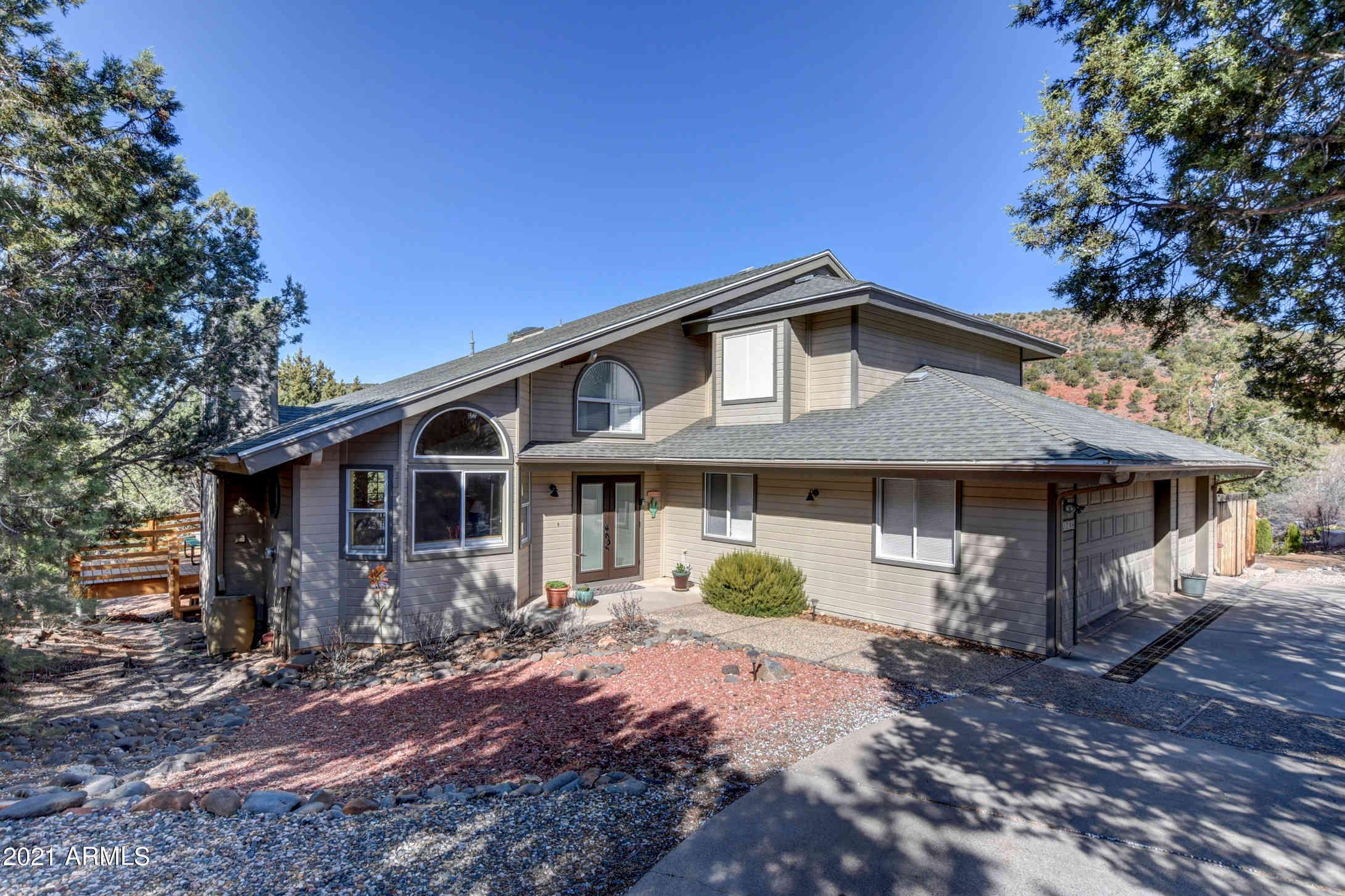 179 LAKE Drive, Sedona, AZ, 86336,