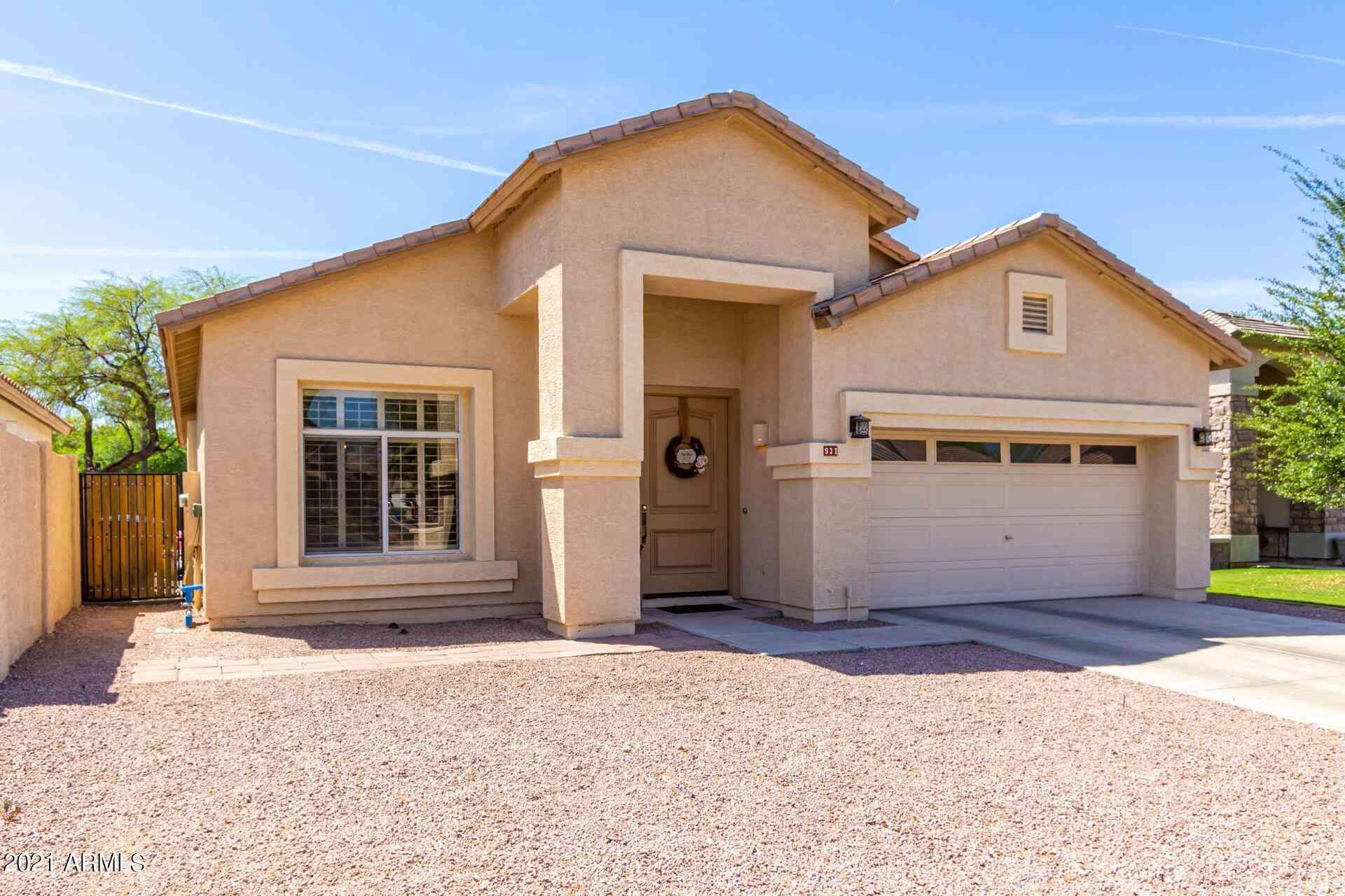 931 W SAN MARCOS Drive, Chandler, AZ, 85225,