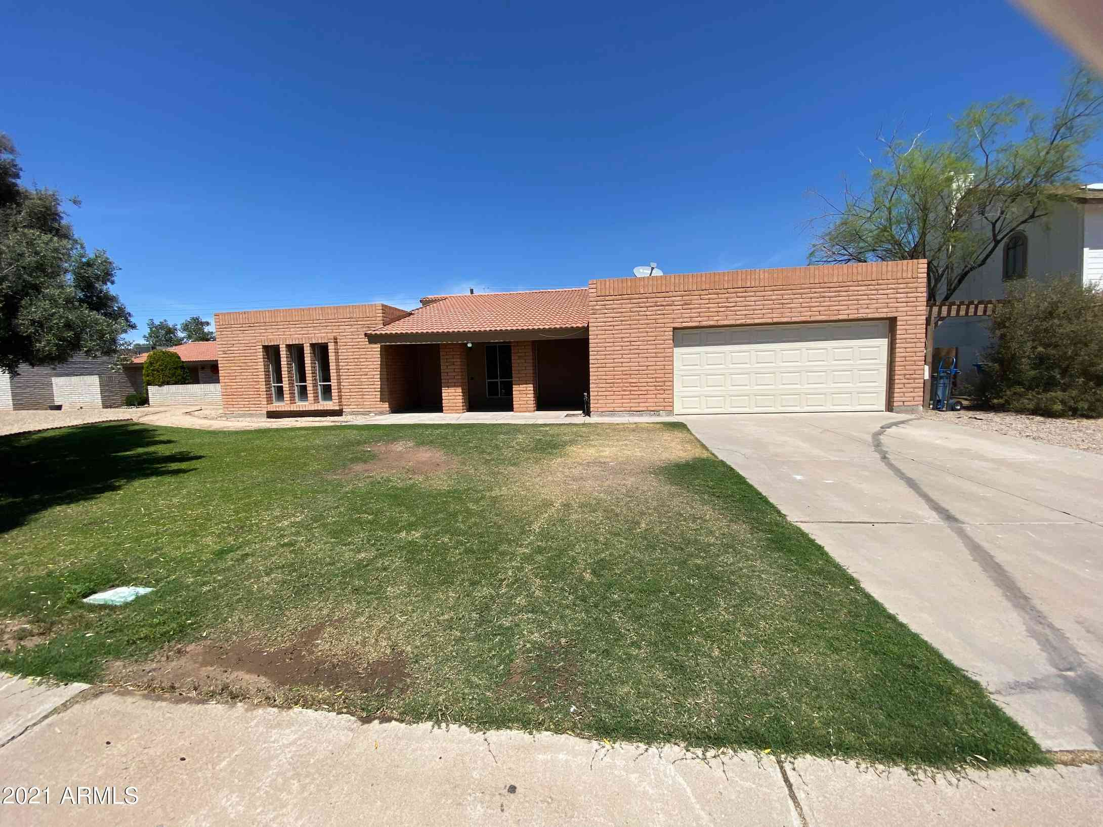 4612 W JUNIPER Avenue, Glendale, AZ, 85306,