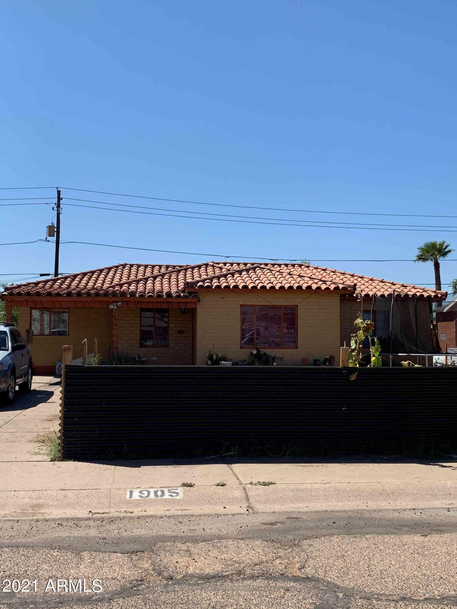 1905 E PALM Lane, Phoenix, AZ, 85006,