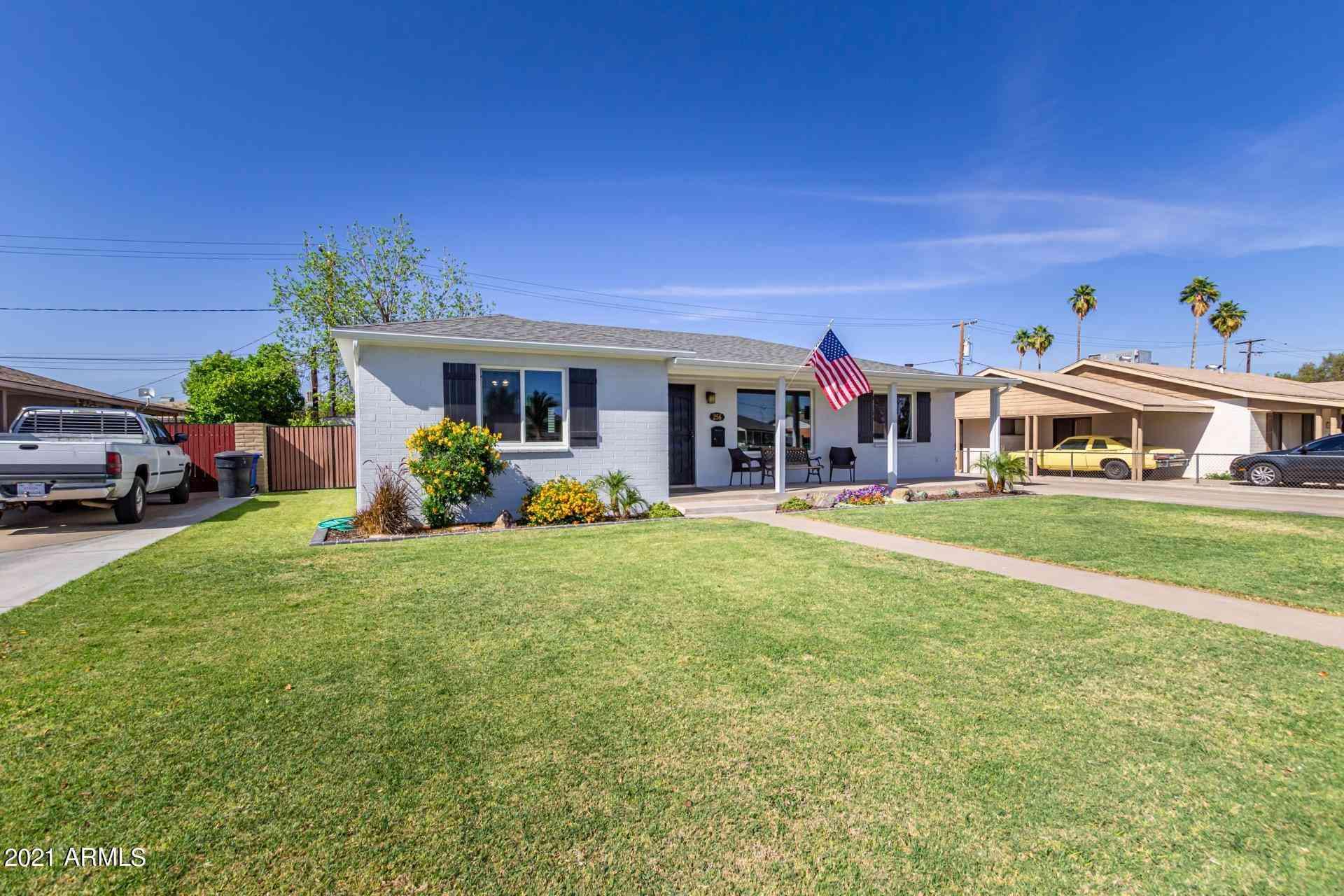 256 E MARILYN Avenue, Mesa, AZ, 85210,