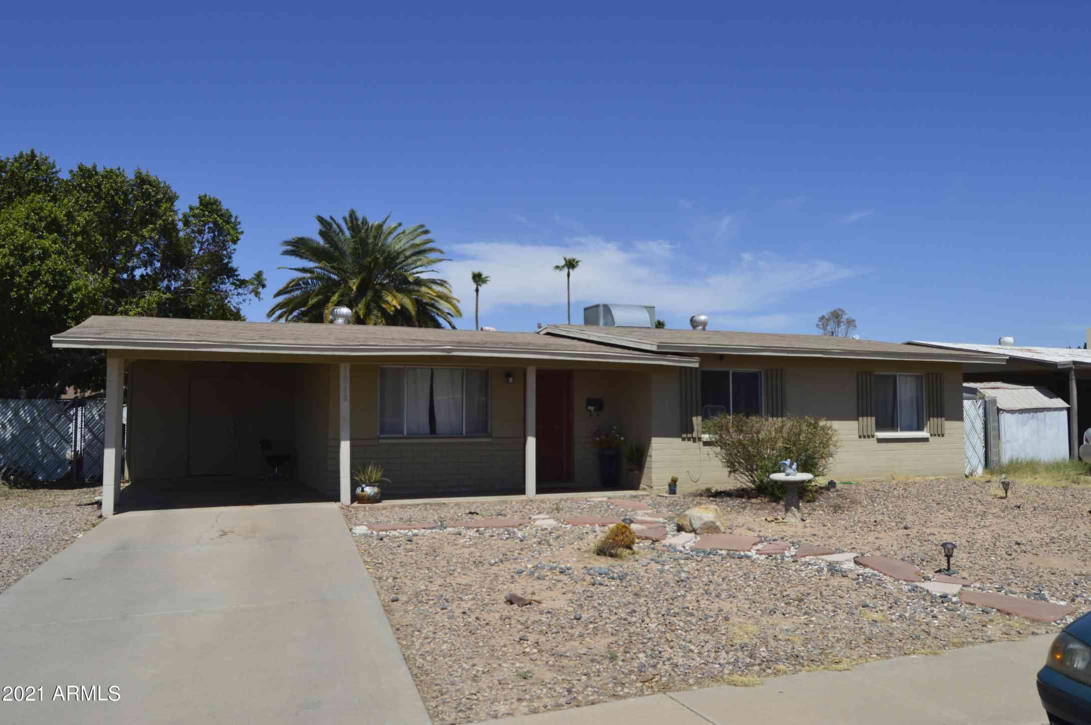 1048 W FRITO Avenue, Mesa, AZ, 85210,