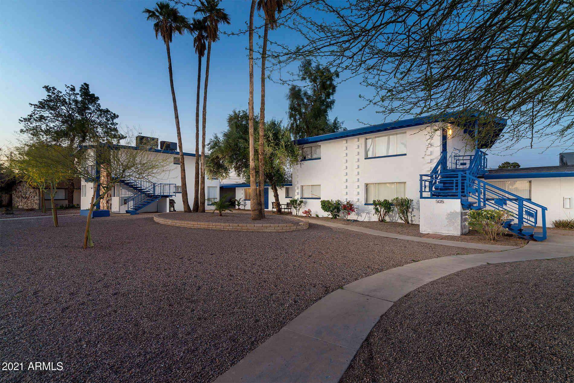 505 N Williams Street, Mesa, AZ, 85203,