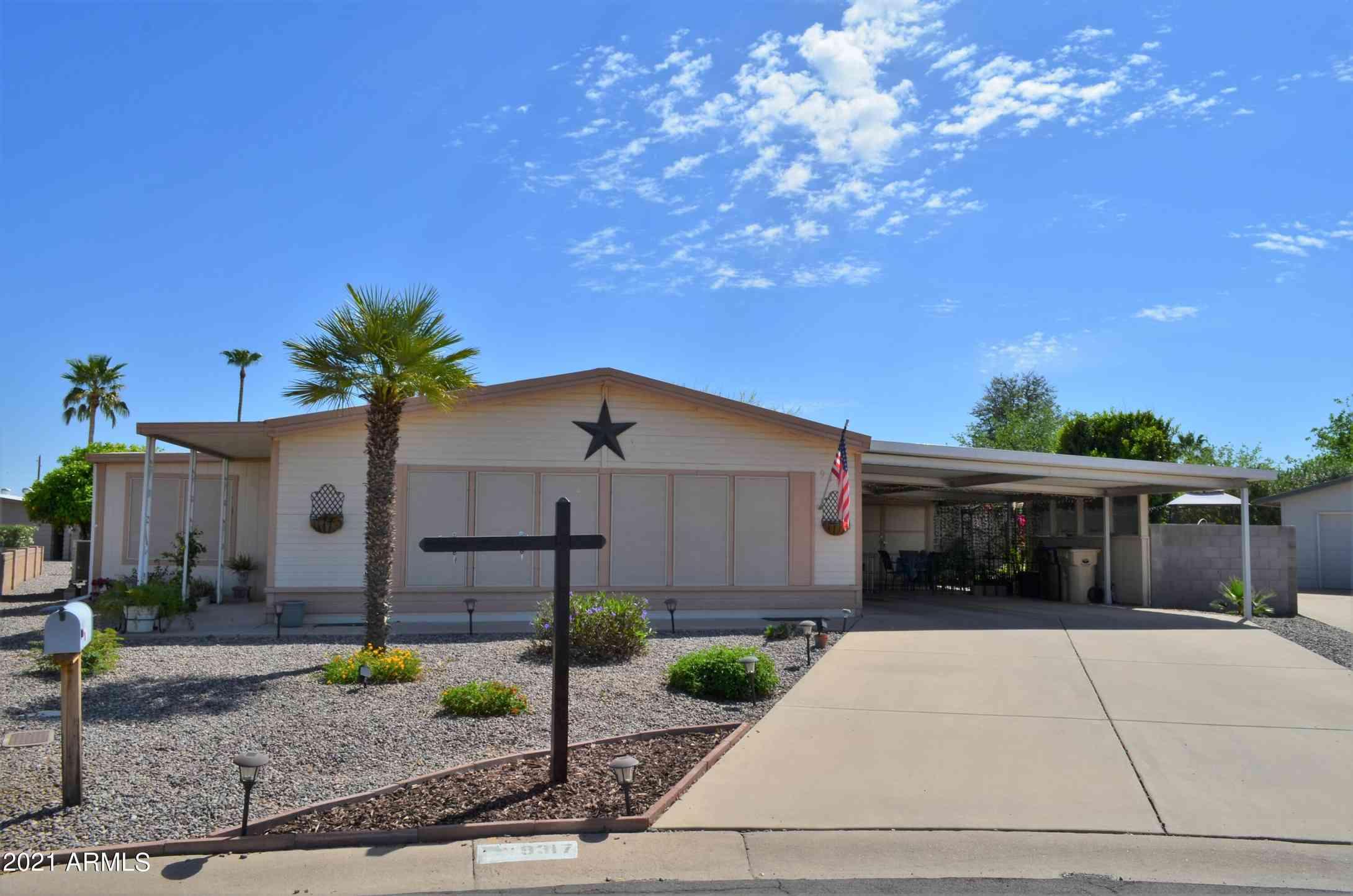 9317 E SUN LAKES Boulevard S, Sun Lakes, AZ, 85248,