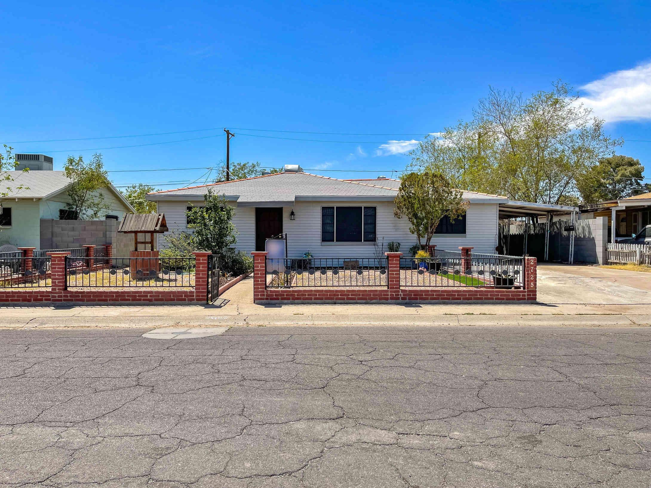 2725 W ALICE Avenue, Phoenix, AZ, 85051,