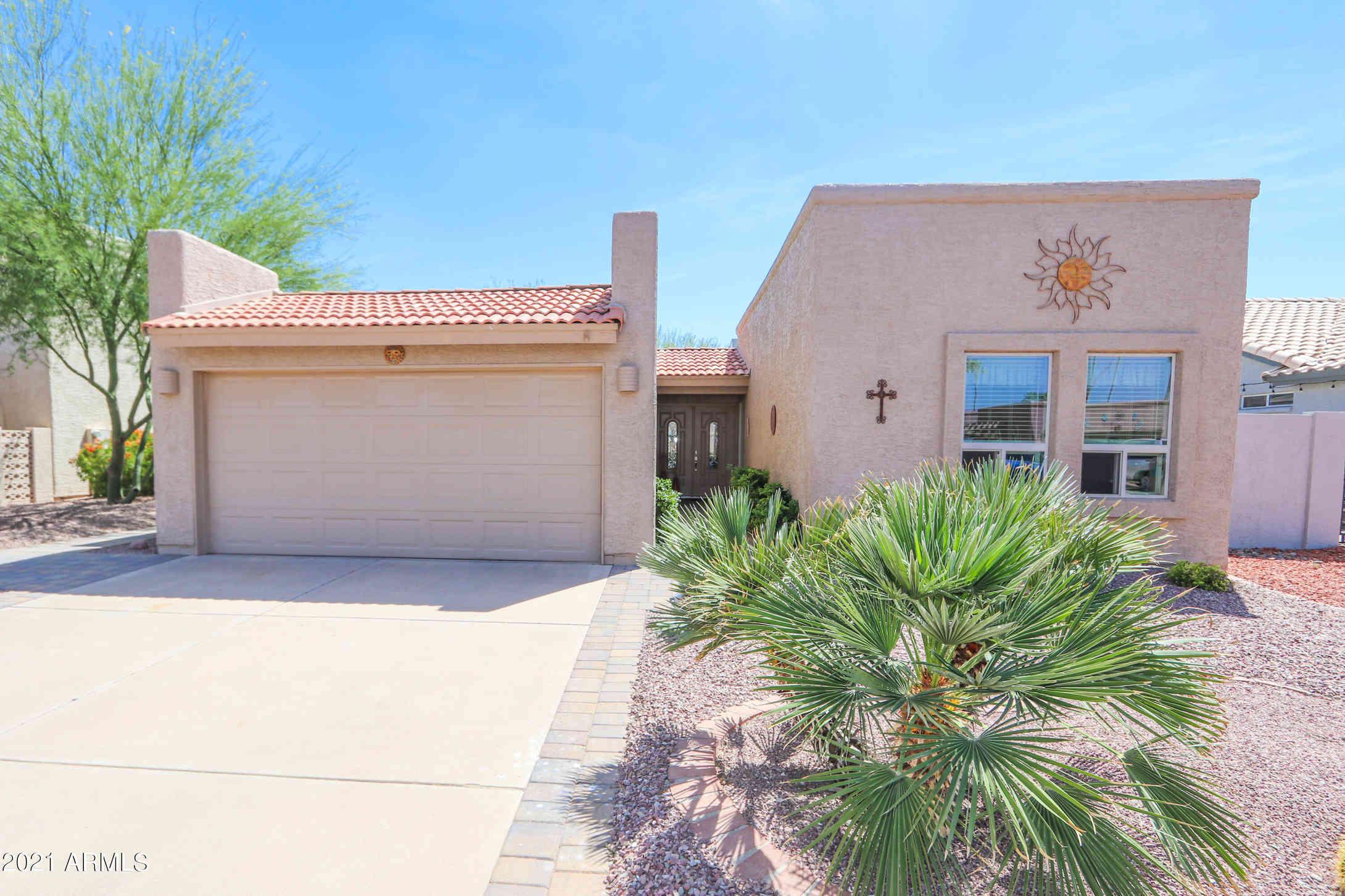 9613 E NAVAJO Place, Sun Lakes, AZ, 85248,