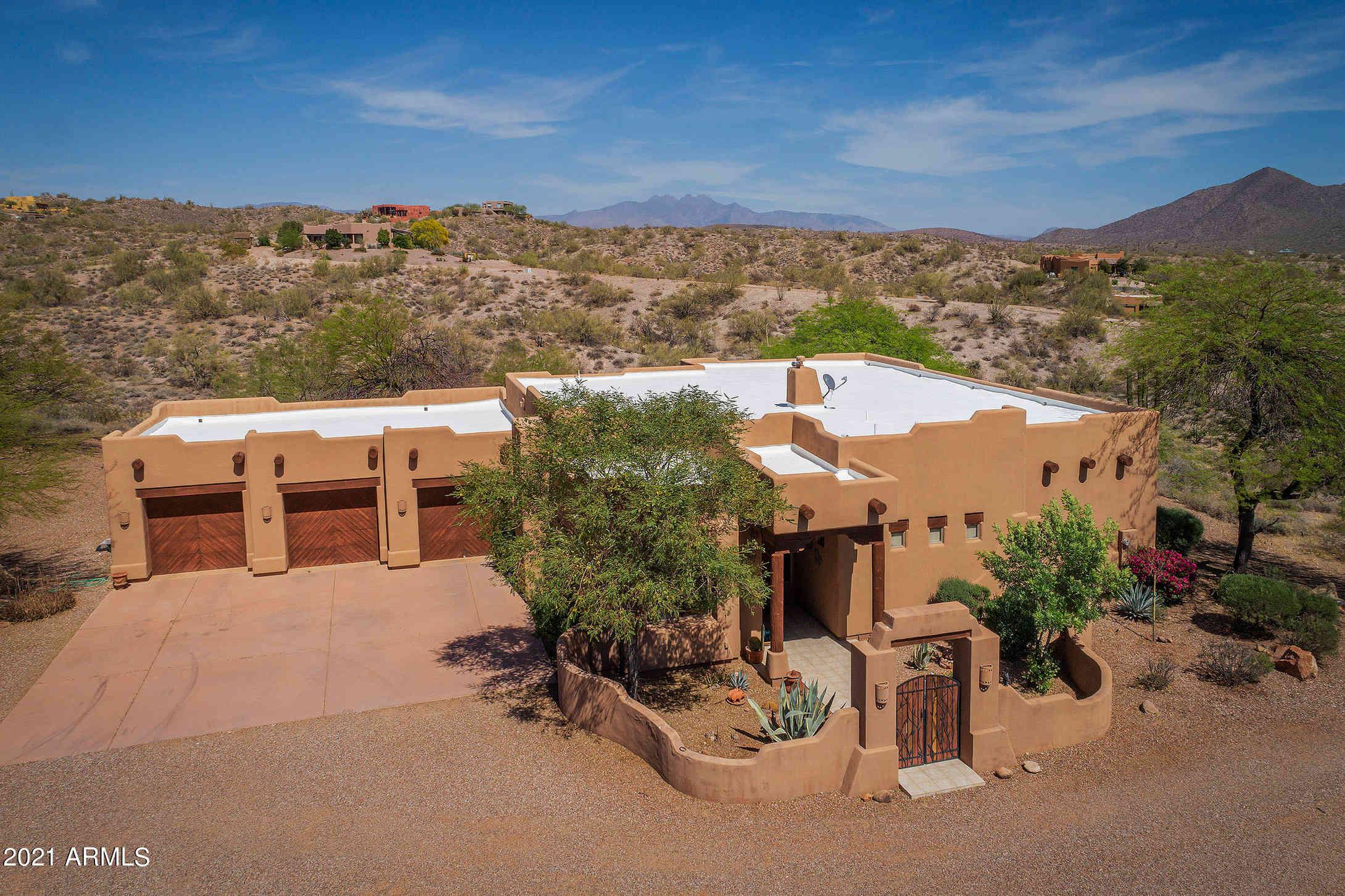 12211 N VISTA DEL ORO --, Fort Mc Dowell, AZ, 85264,