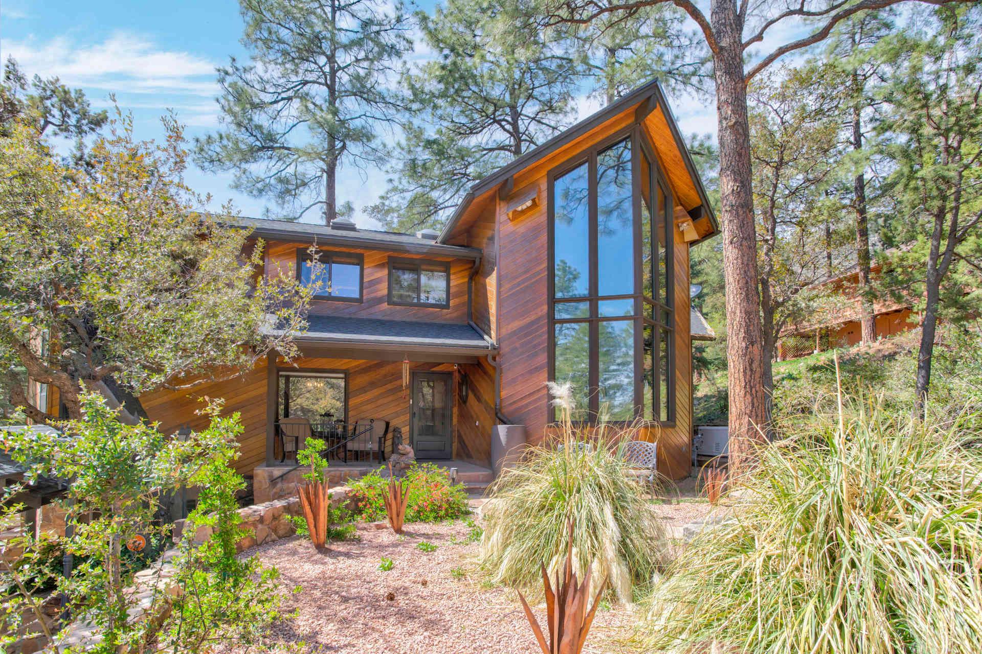 4640 N JUNIPER Lane, Pine, AZ, 85544,