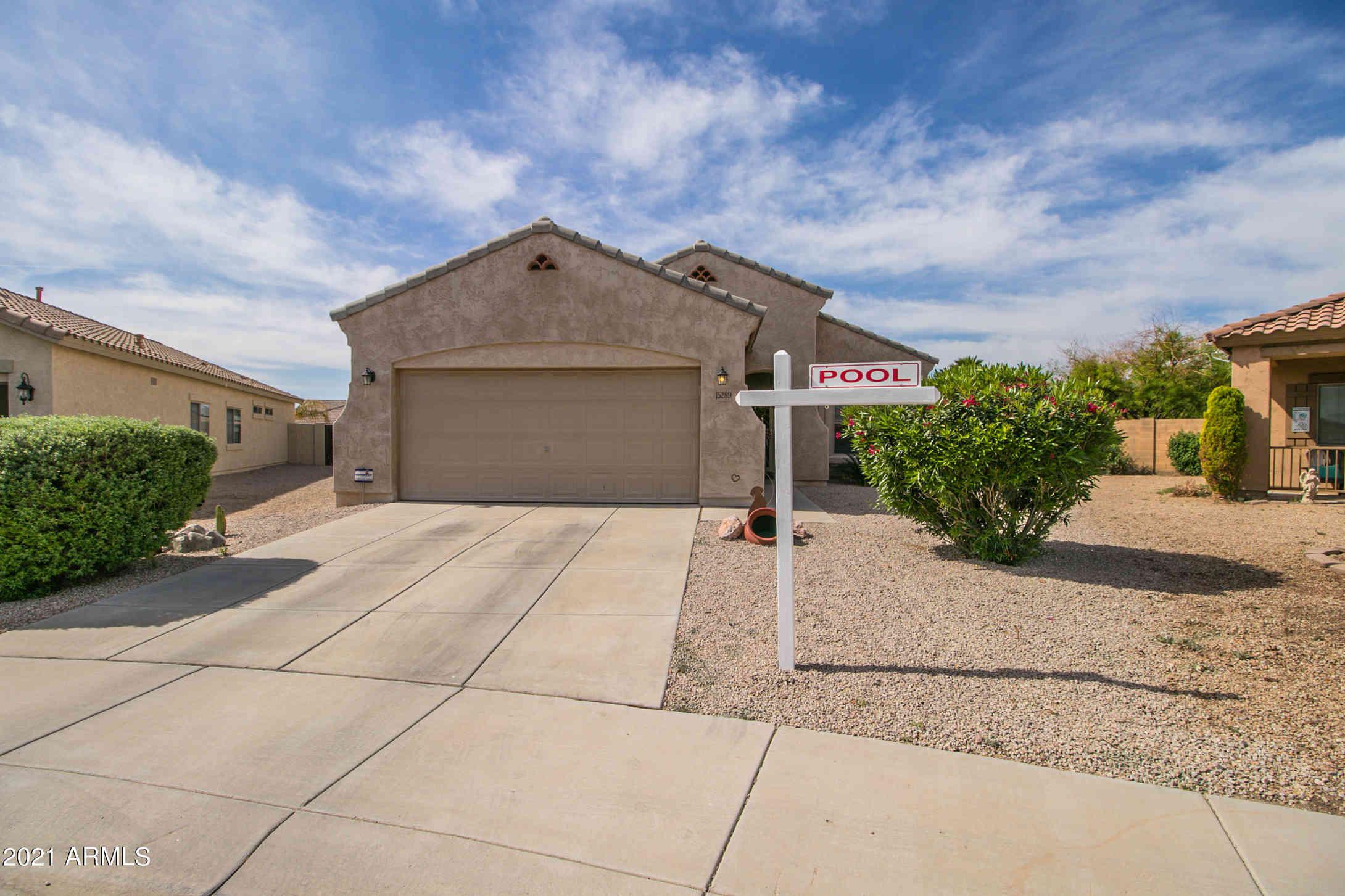 15289 W DESERT HILLS Drive, Surprise, AZ, 85379,