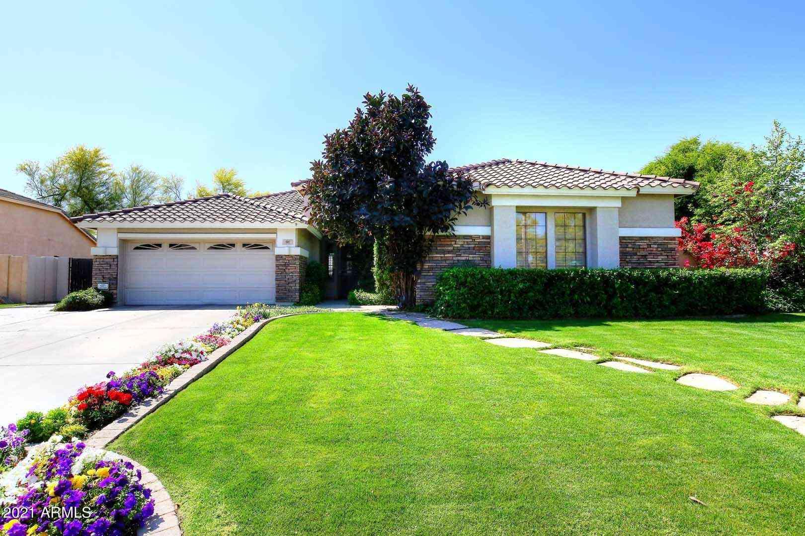 91 E Frances Lane, Gilbert, AZ, 85295,