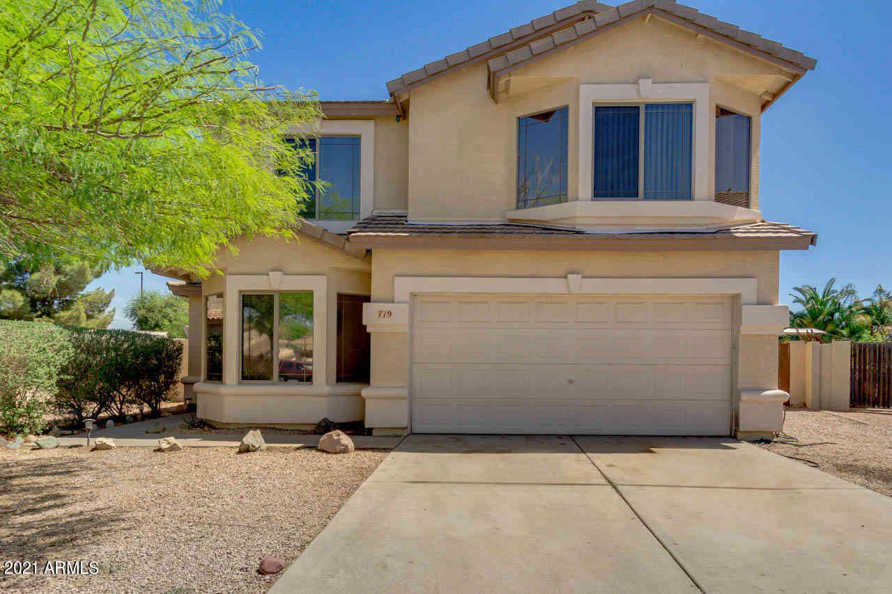 719 S BUCKSKIN Terrace, Gilbert, AZ, 85296,