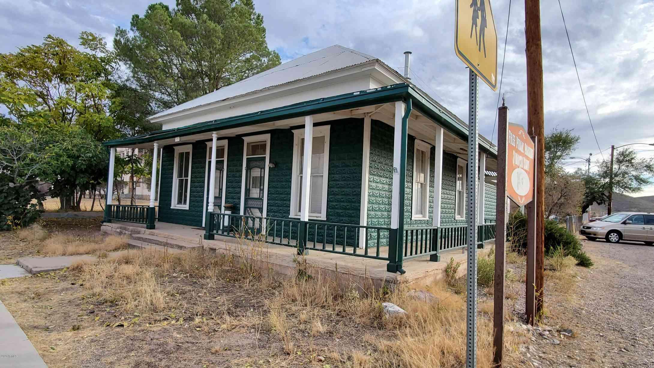 601 E FREMONT Street, Tombstone, AZ, 85638,