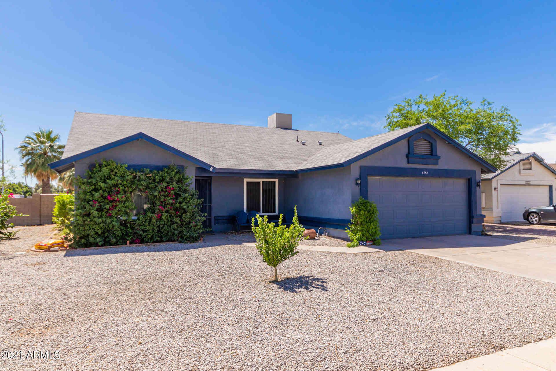 6752 N 84TH Lane, Glendale, AZ, 85305,