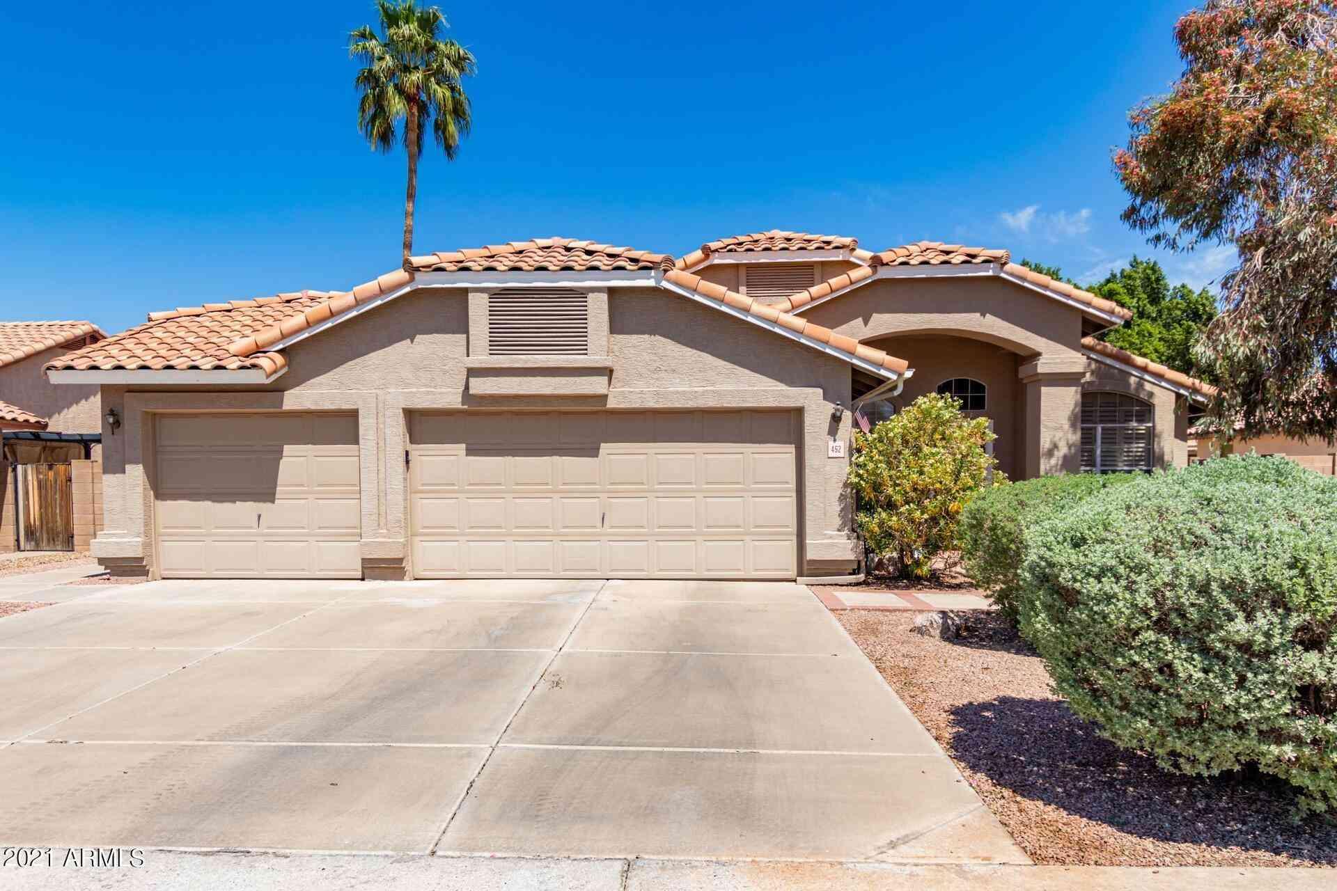 452 W MENDOZA Circle, Mesa, AZ, 85210,