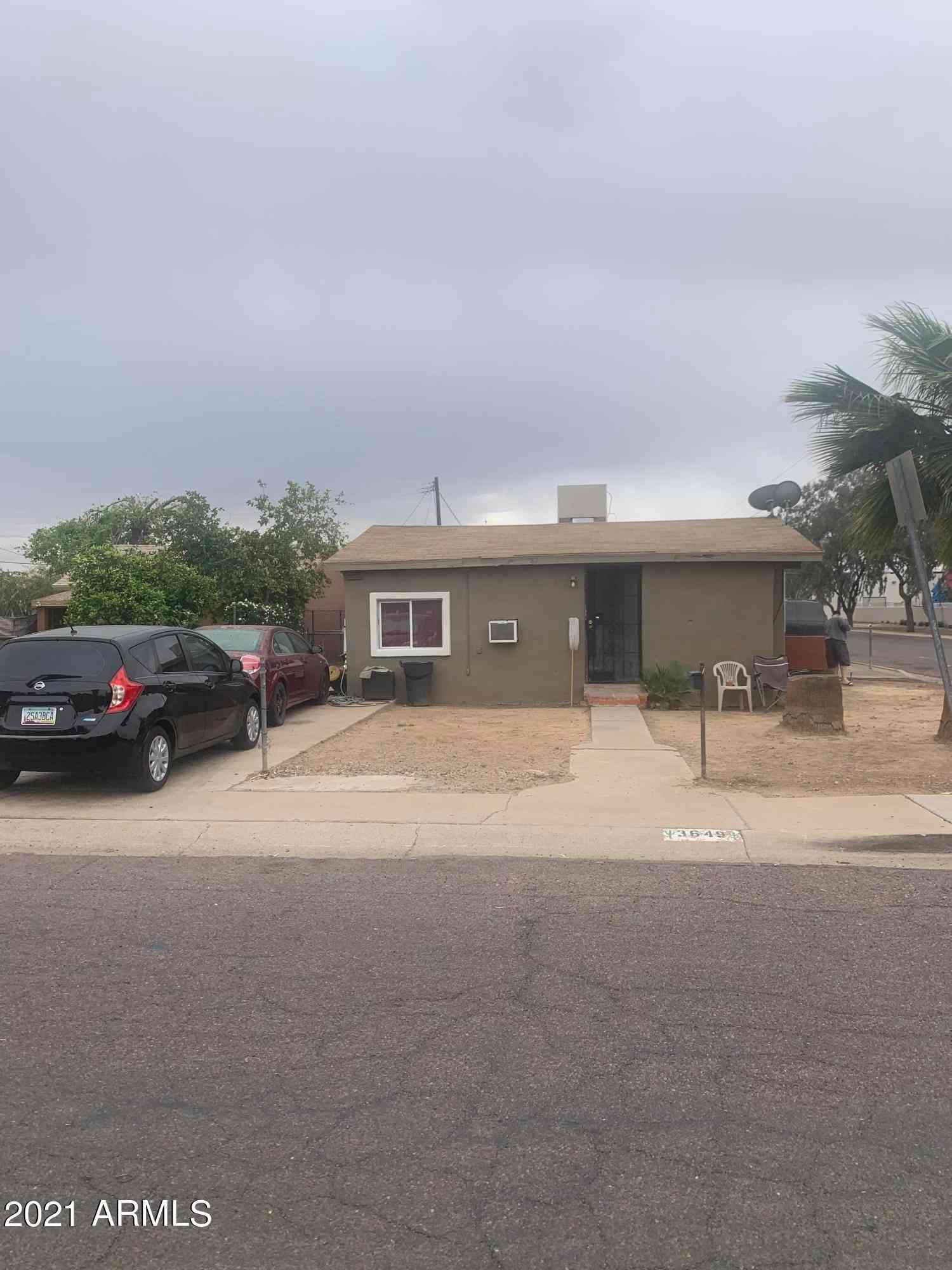 3649 W POLK Street, Phoenix, AZ, 85009,