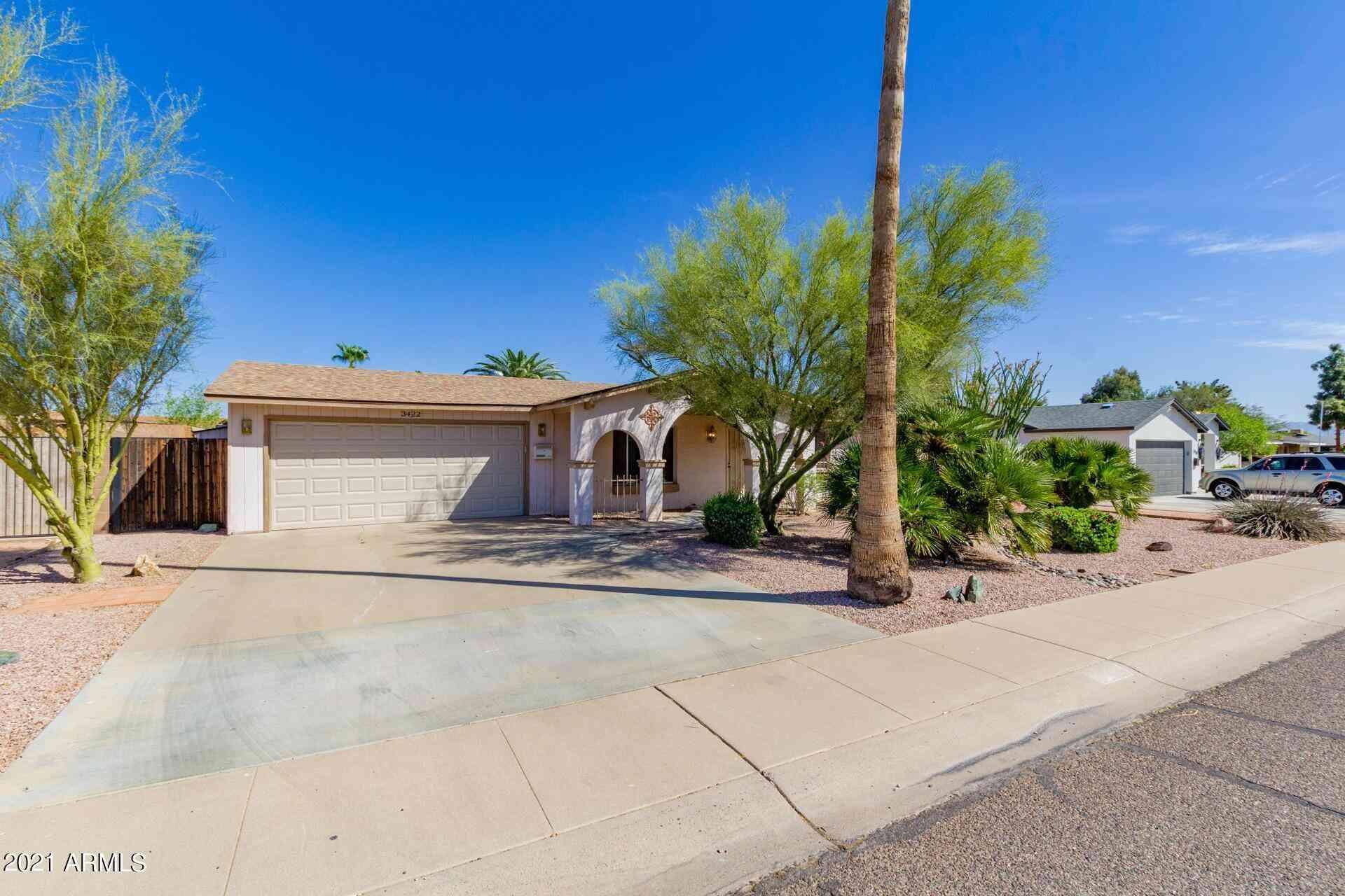 3422 E LUPINE Avenue, Phoenix, AZ, 85028,