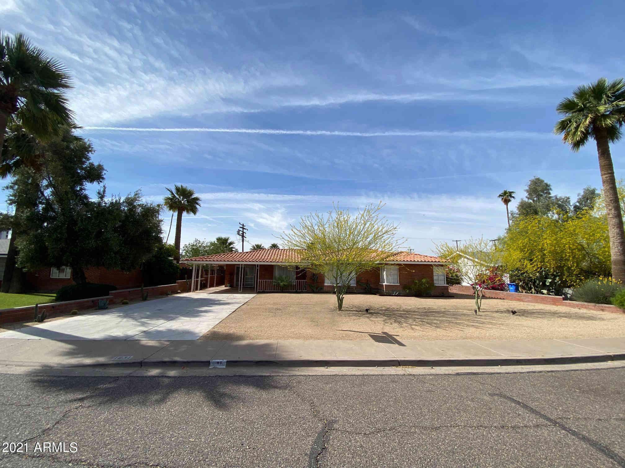 1631 E CATALINA Drive, Phoenix, AZ, 85016,