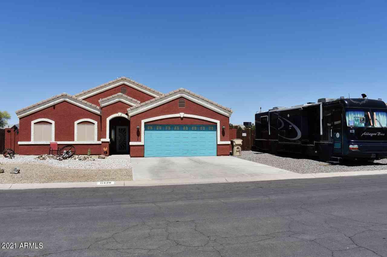 11428 W DELWOOD Drive, Arizona City, AZ, 85123,