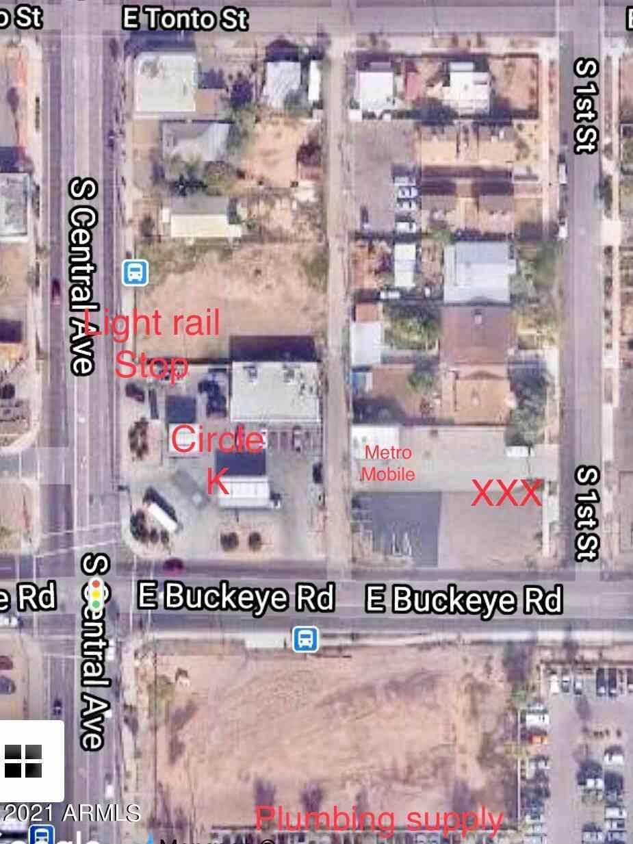 101 E Buckeye Road S #14, Phoenix, AZ, 85003,