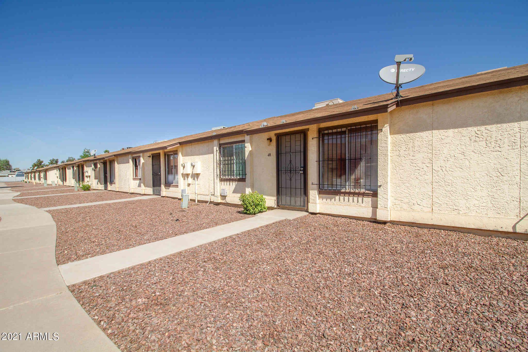 1616 N 63RD Avenue #48, Phoenix, AZ, 85035,