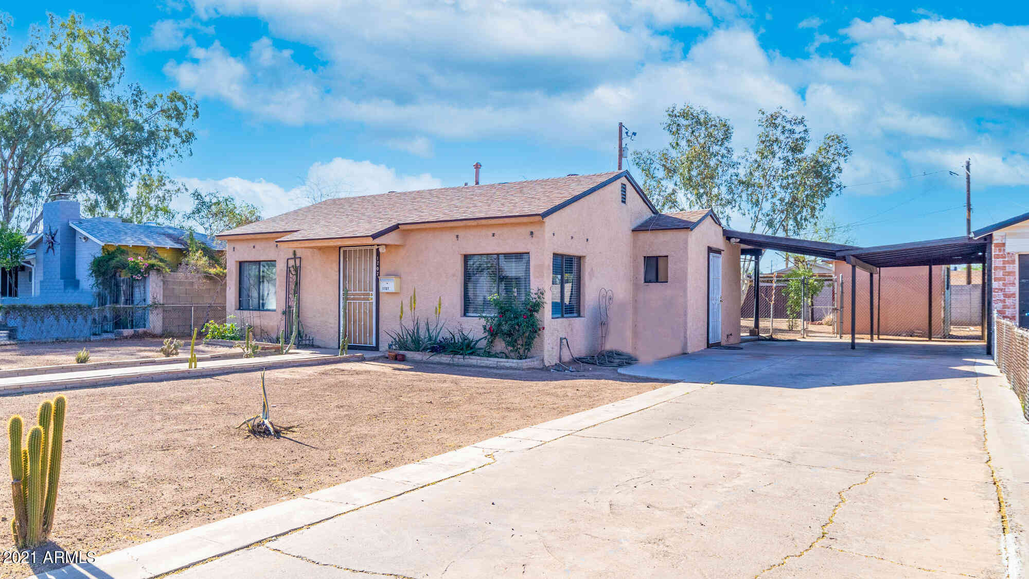 1707 E MONTE VISTA Road, Phoenix, AZ, 85006,