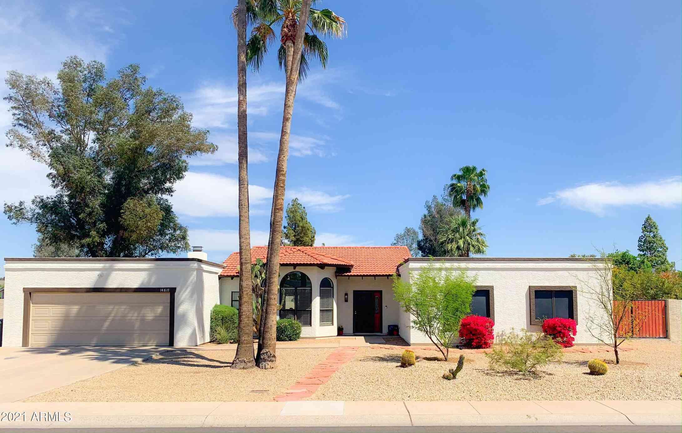 14817 N 47TH Street, Phoenix, AZ, 85032,
