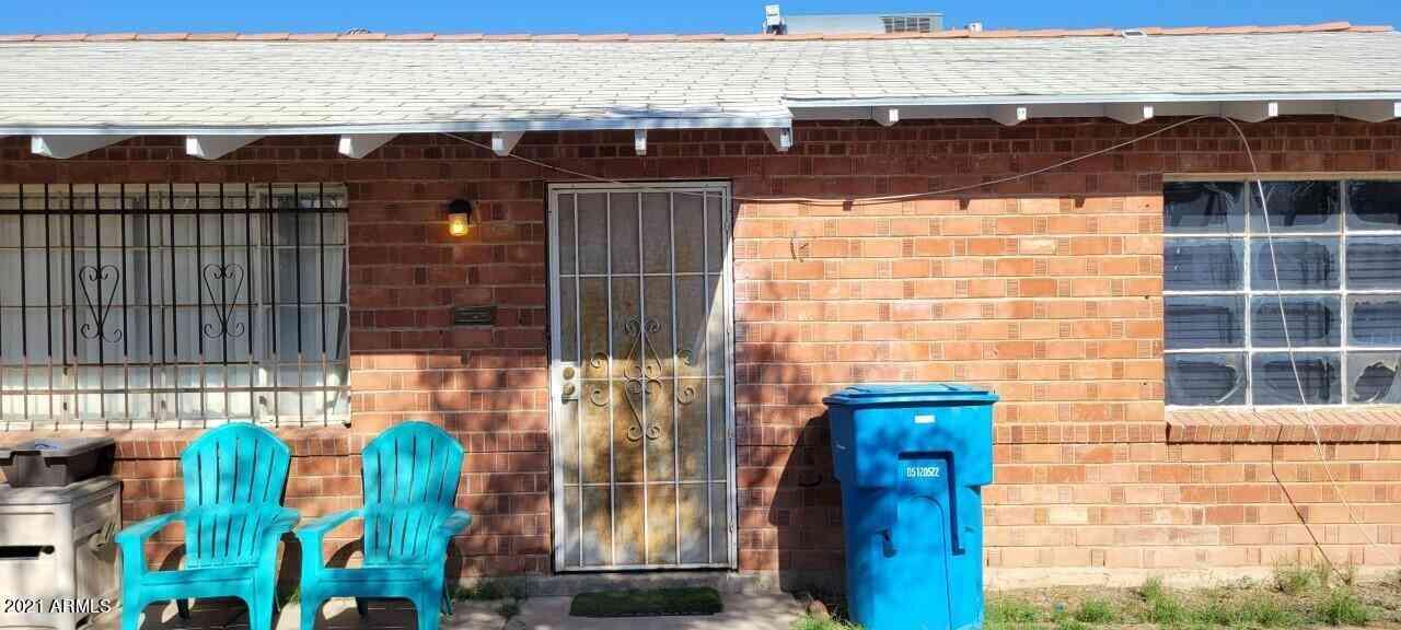 1310 E CULVER Street, Phoenix, AZ, 85006,