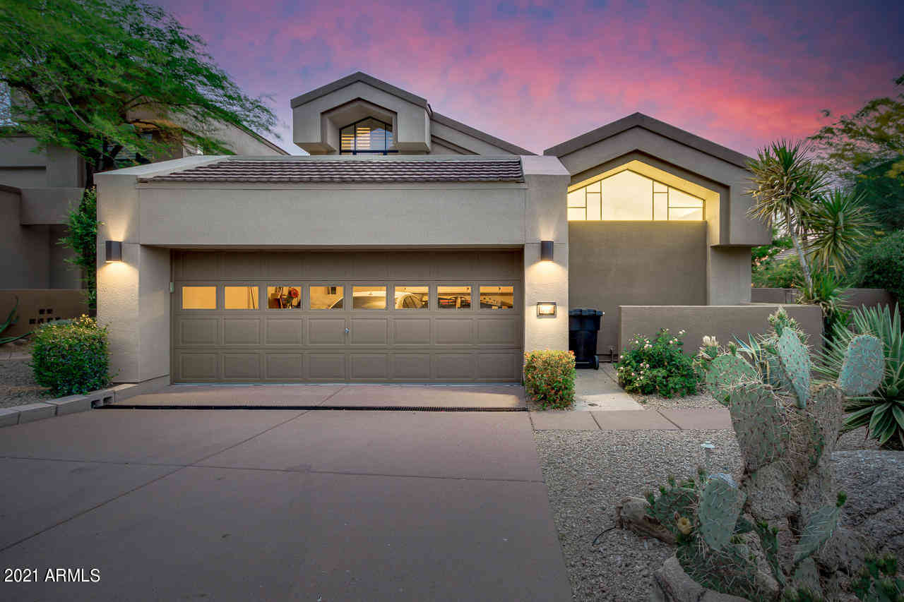 25150 N WINDY WALK Drive #45, Scottsdale, AZ, 85255,