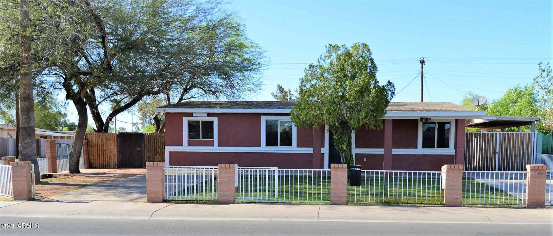 7626 W WHITTON Avenue, Phoenix, AZ, 85033,