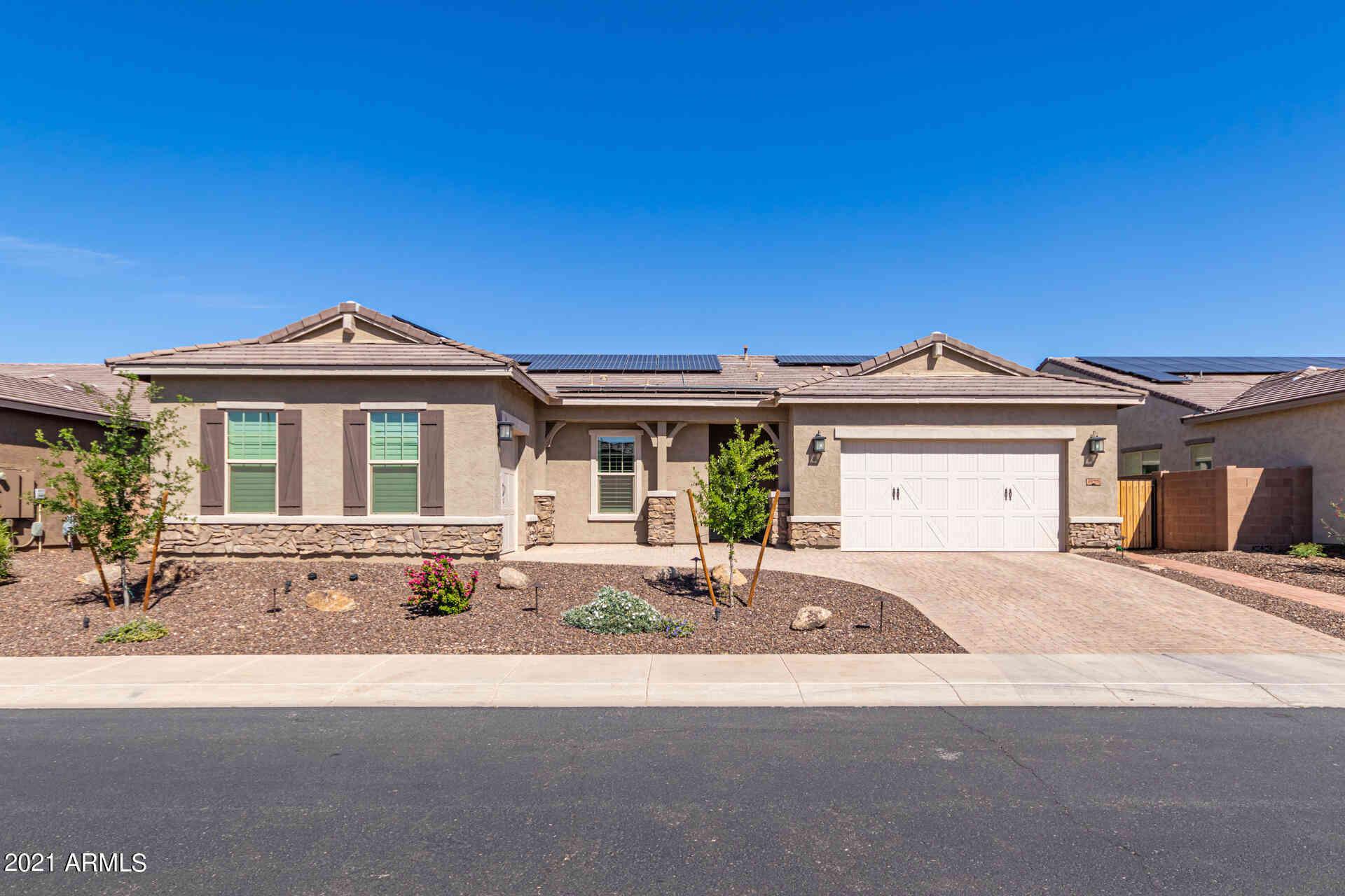 25715 N 103RD Avenue, Peoria, AZ, 85383,