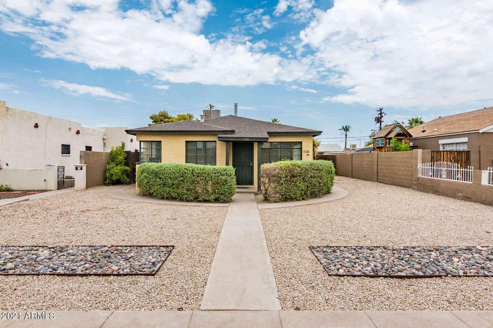 1514 E CULVER Street, Phoenix, AZ, 85006,