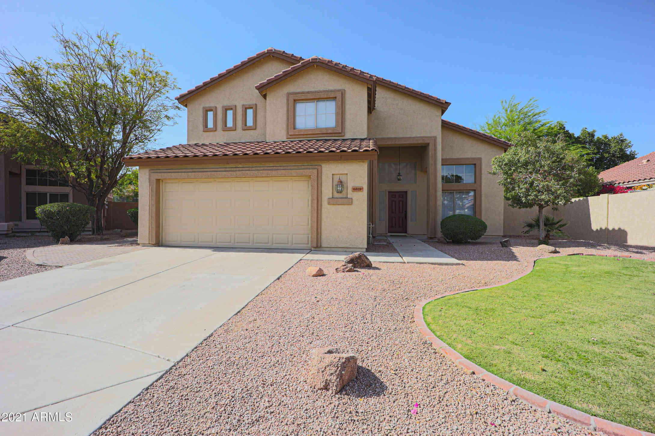 6818 W QUAIL Avenue, Glendale, AZ, 85308,
