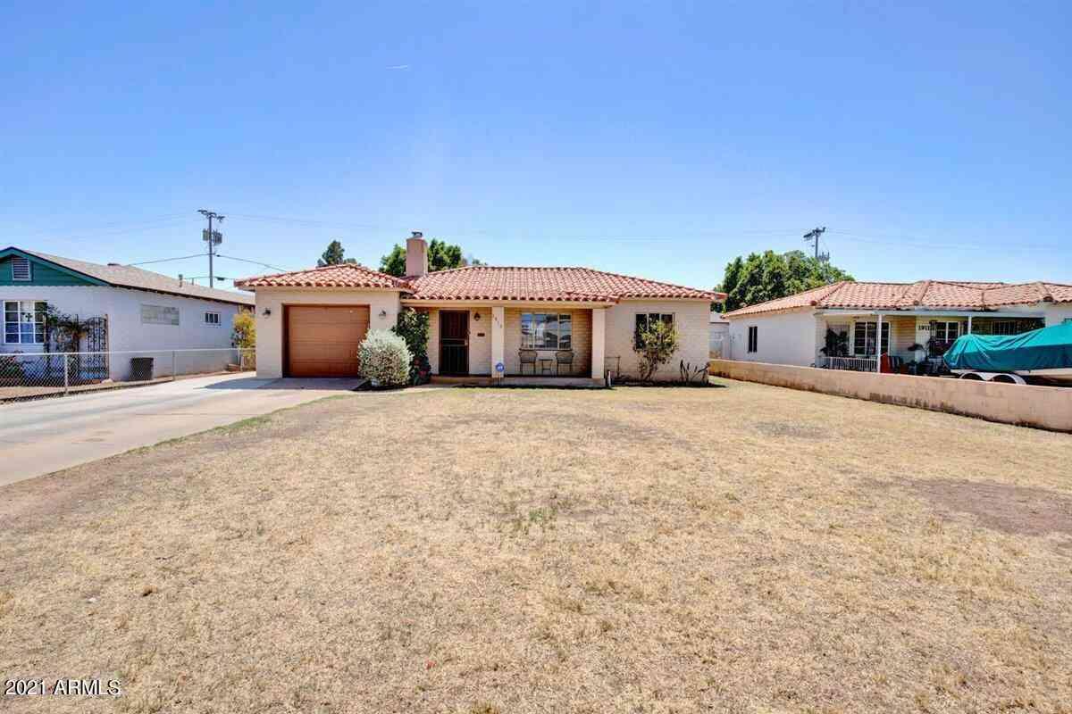 1915 E ALMERIA Road, Phoenix, AZ, 85006,
