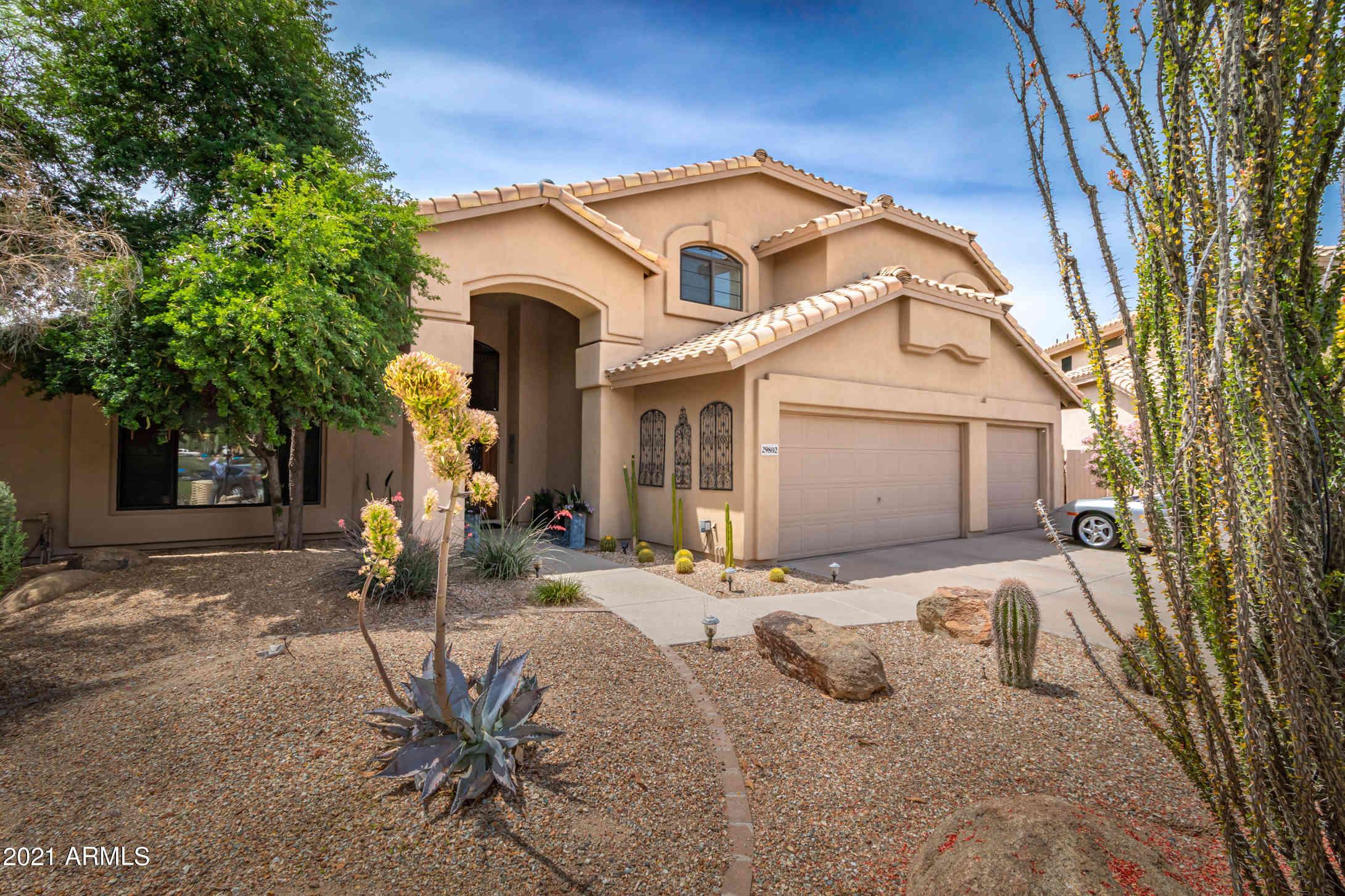 29802 N 43RD Place, Cave Creek, AZ, 85331,