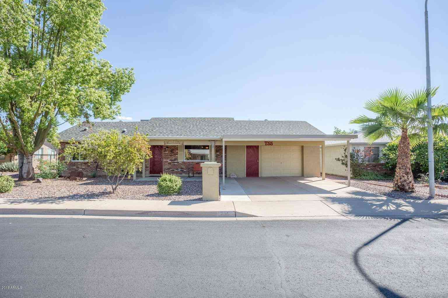 755 N 66TH Way, Mesa, AZ, 85205,