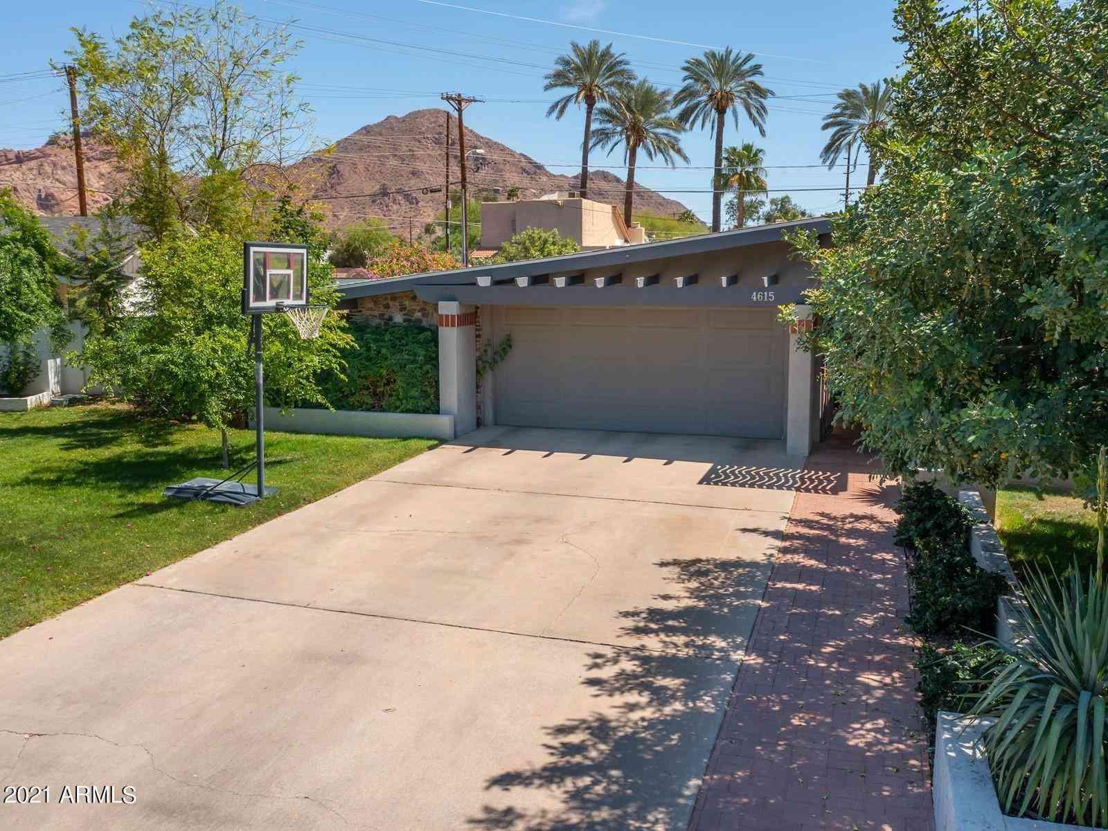 4615 N 43RD Street, Phoenix, AZ, 85018,