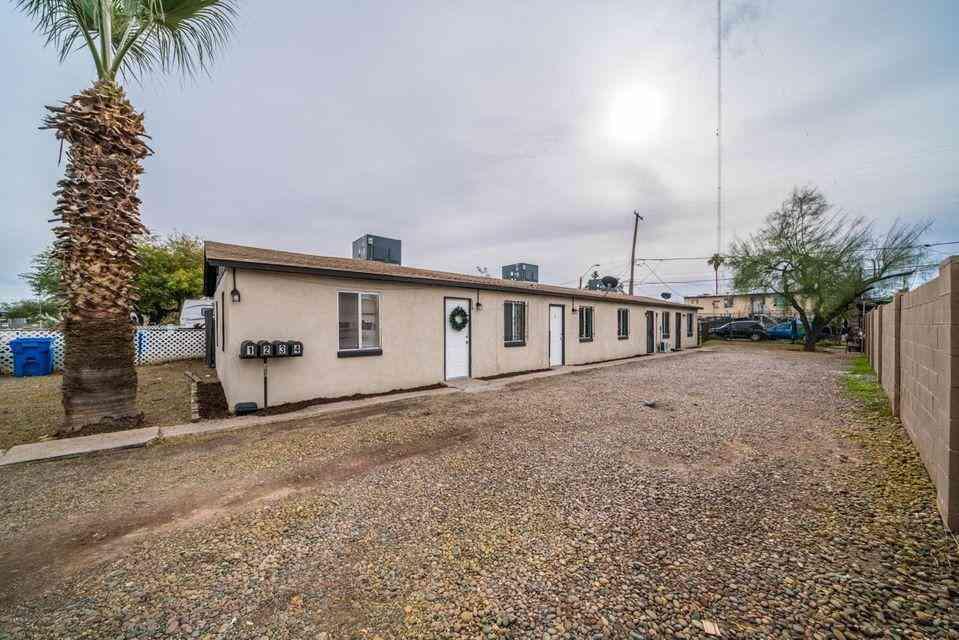 2341 W MARICOPA Street, Phoenix, AZ, 85009,
