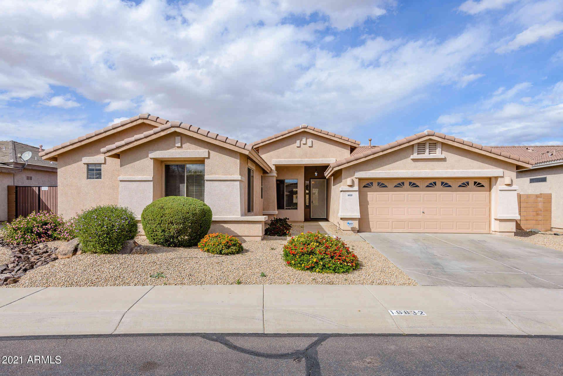 16832 W BRIDLINGTON Avenue, Surprise, AZ, 85374,