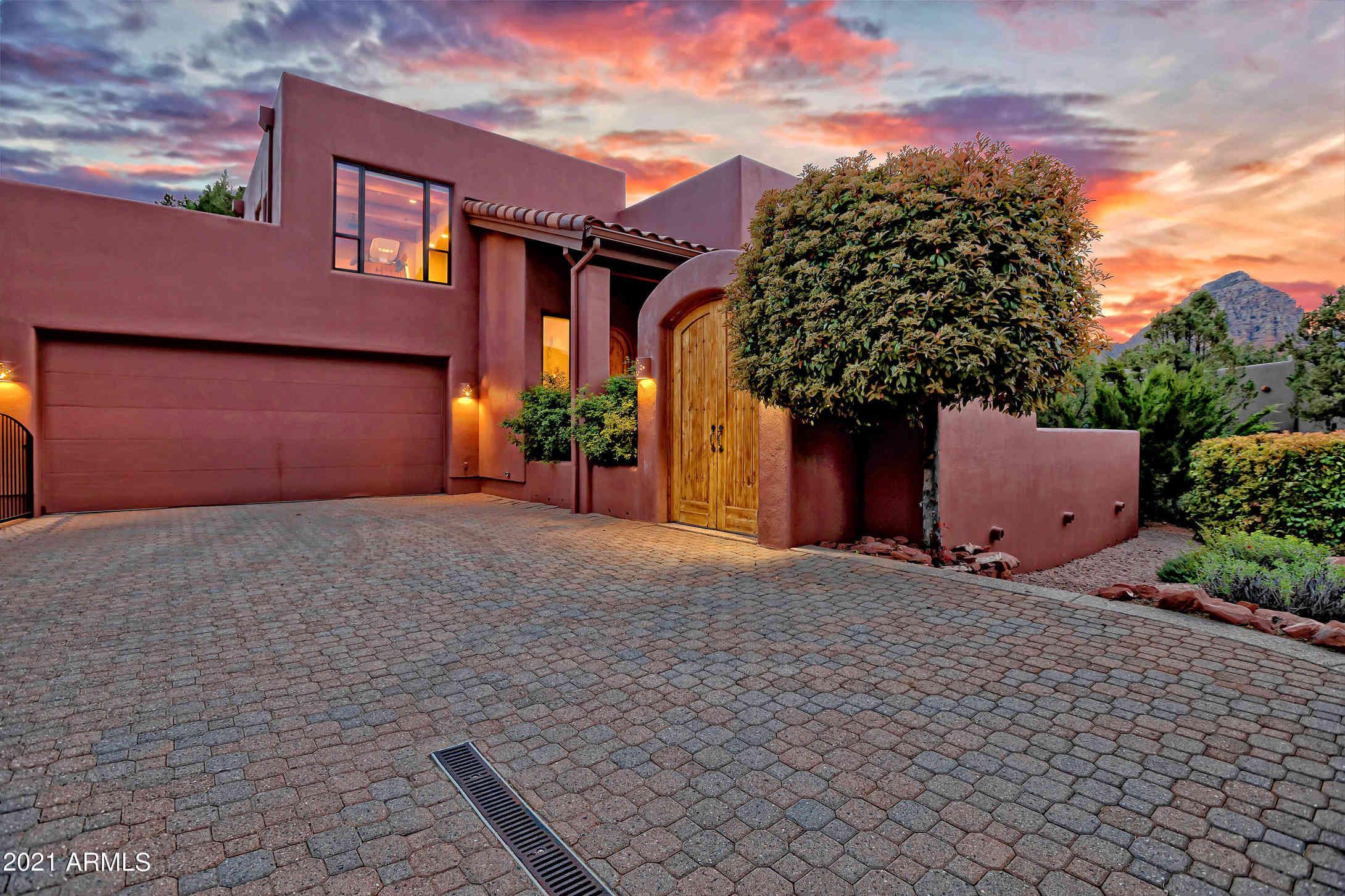 70 CALLE IRENA --, Sedona, AZ, 86336,